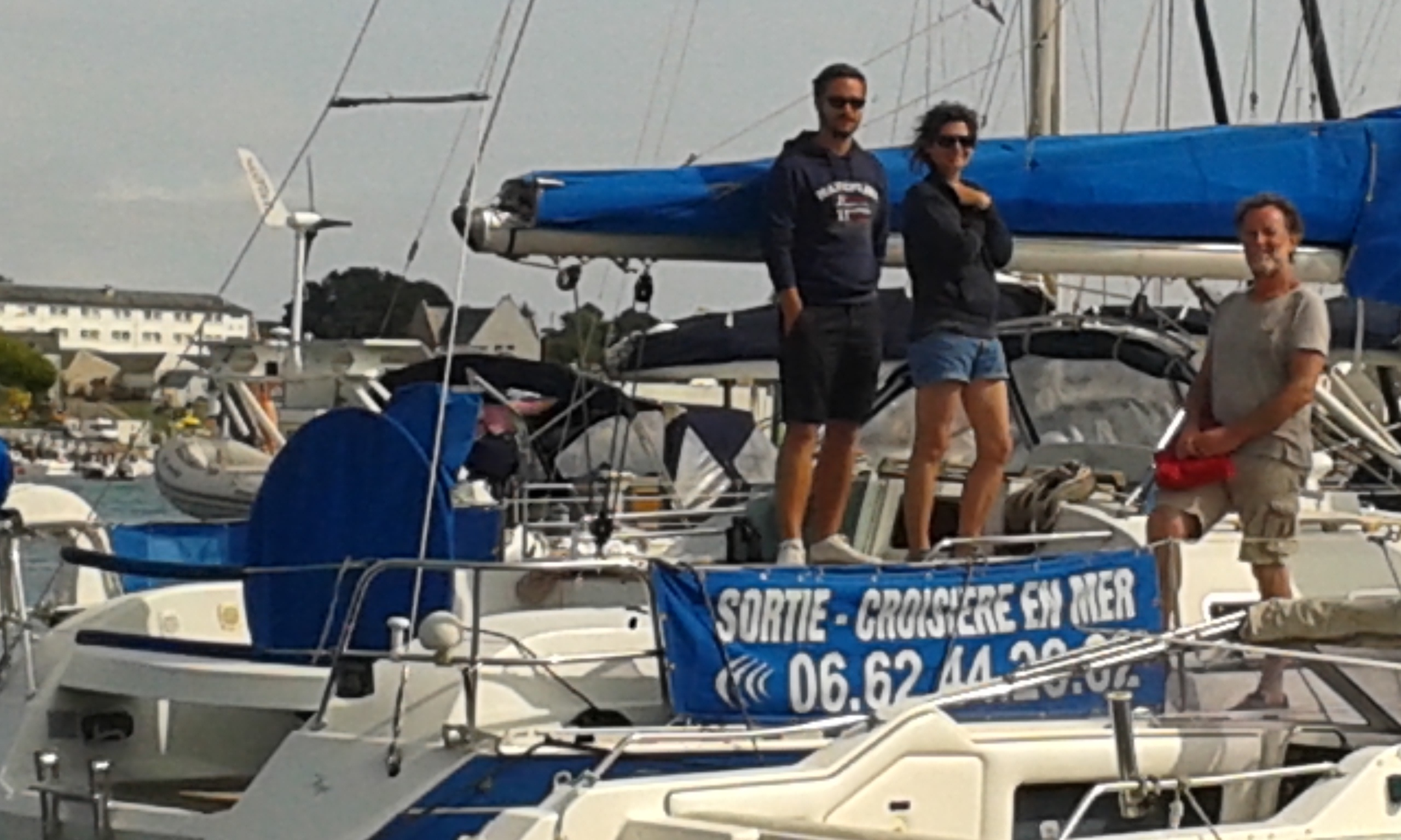 Galerie d'image - Audierne Yachting