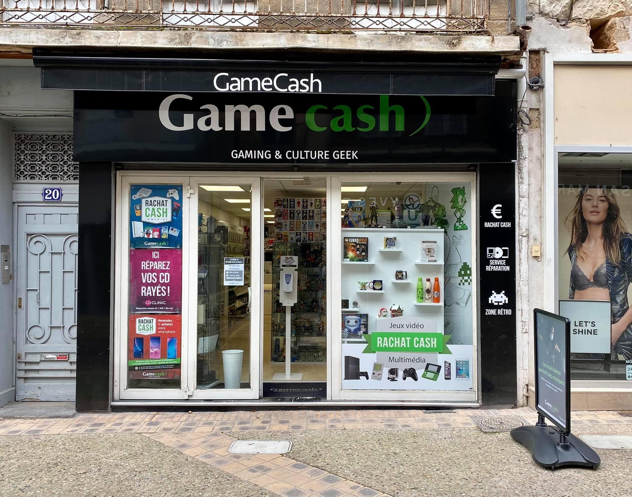 Galerie d'image - Gamecash