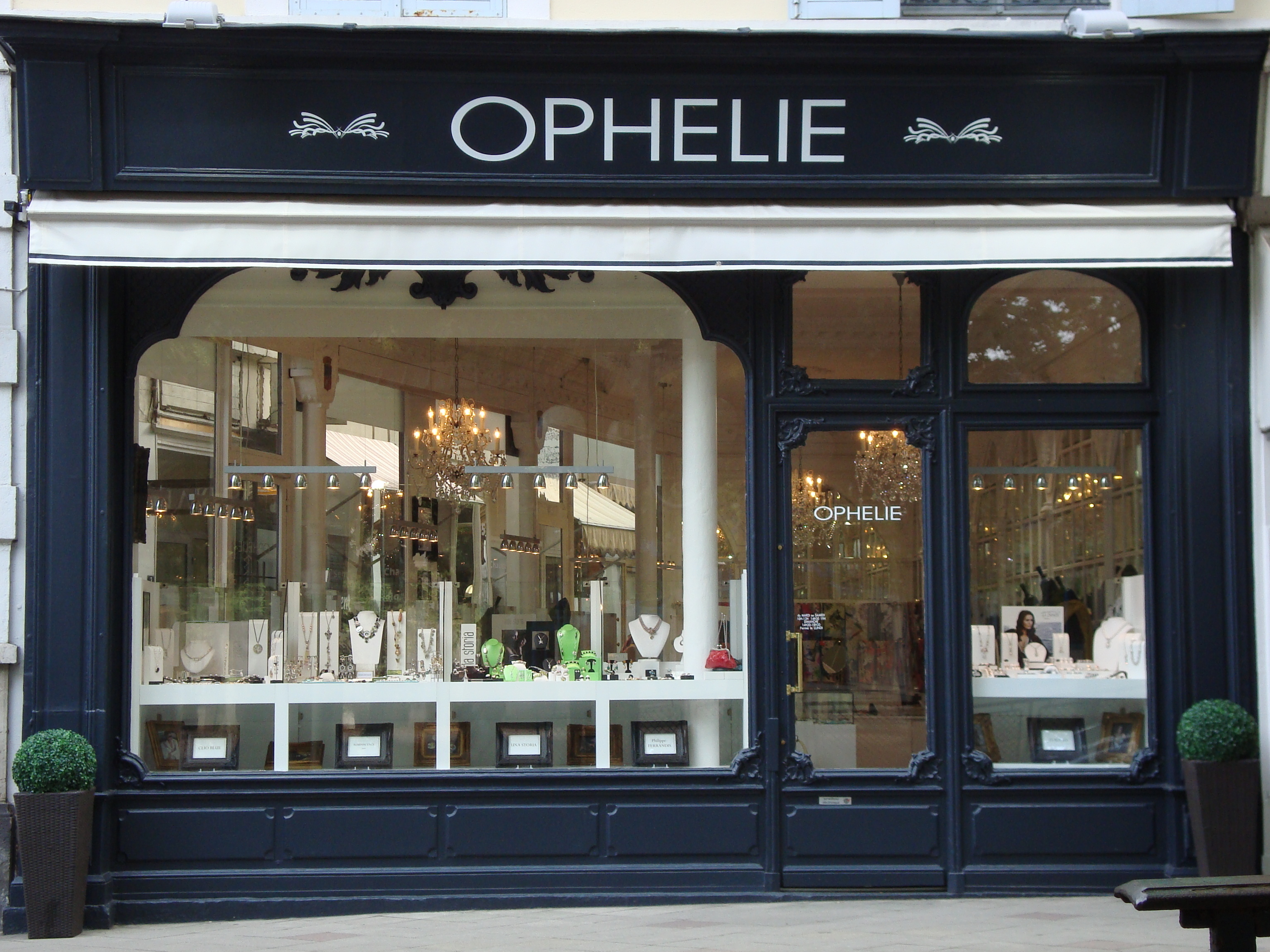Galerie d'image - OPHELIE
