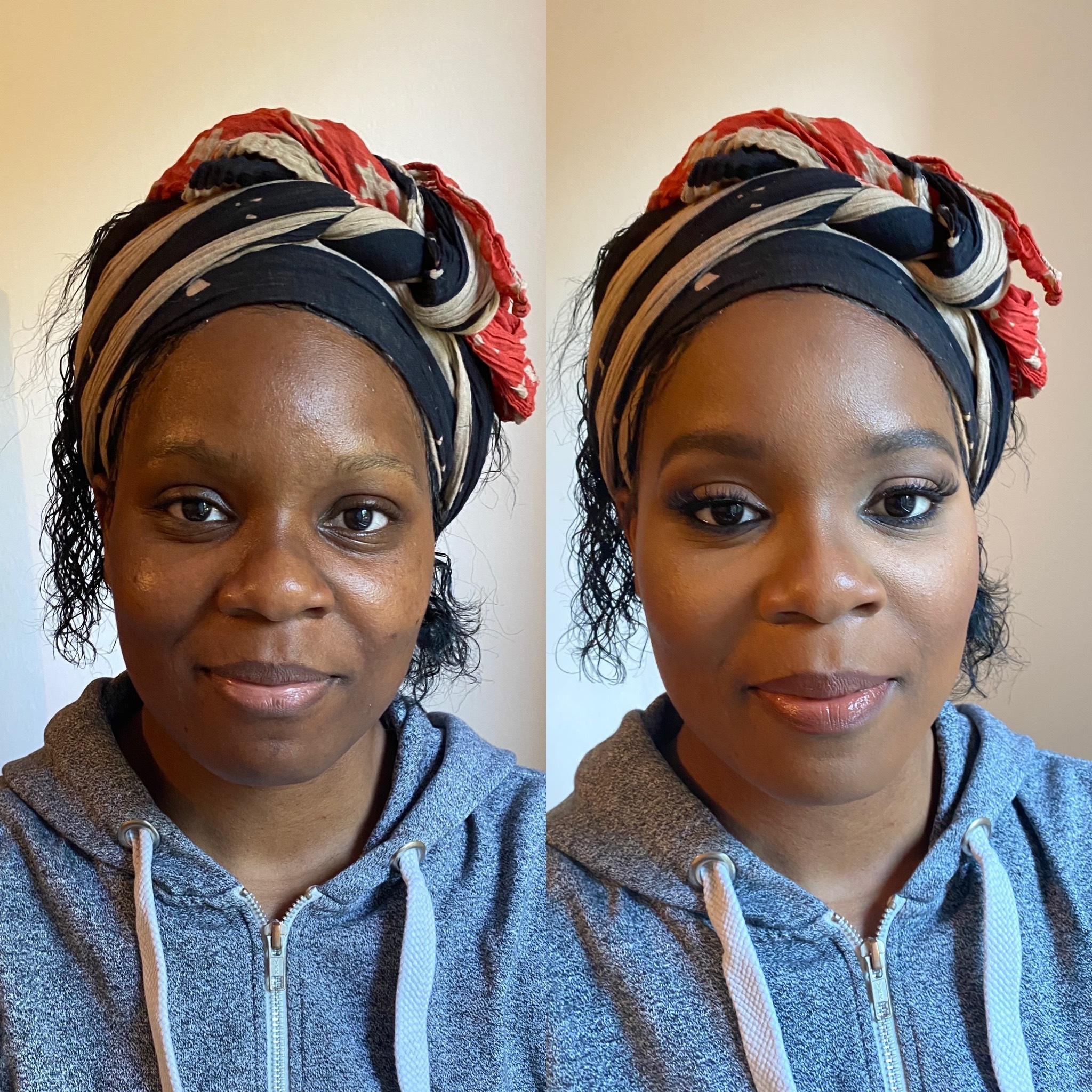 Galerie d'image - Meliwa Makeup Artist