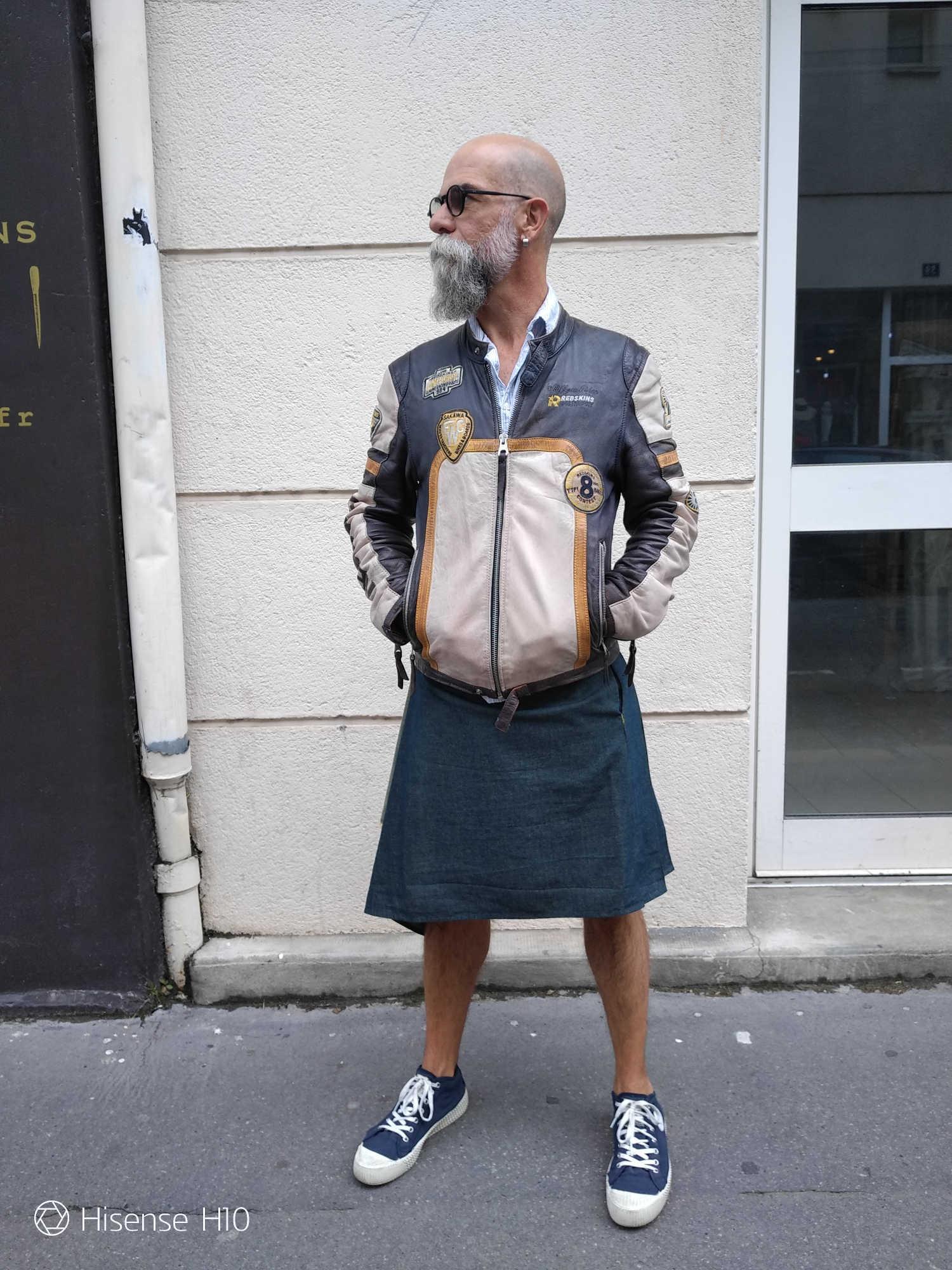 Galerie d'image - Sous les jupes des hommes à L'Heureux Hasard