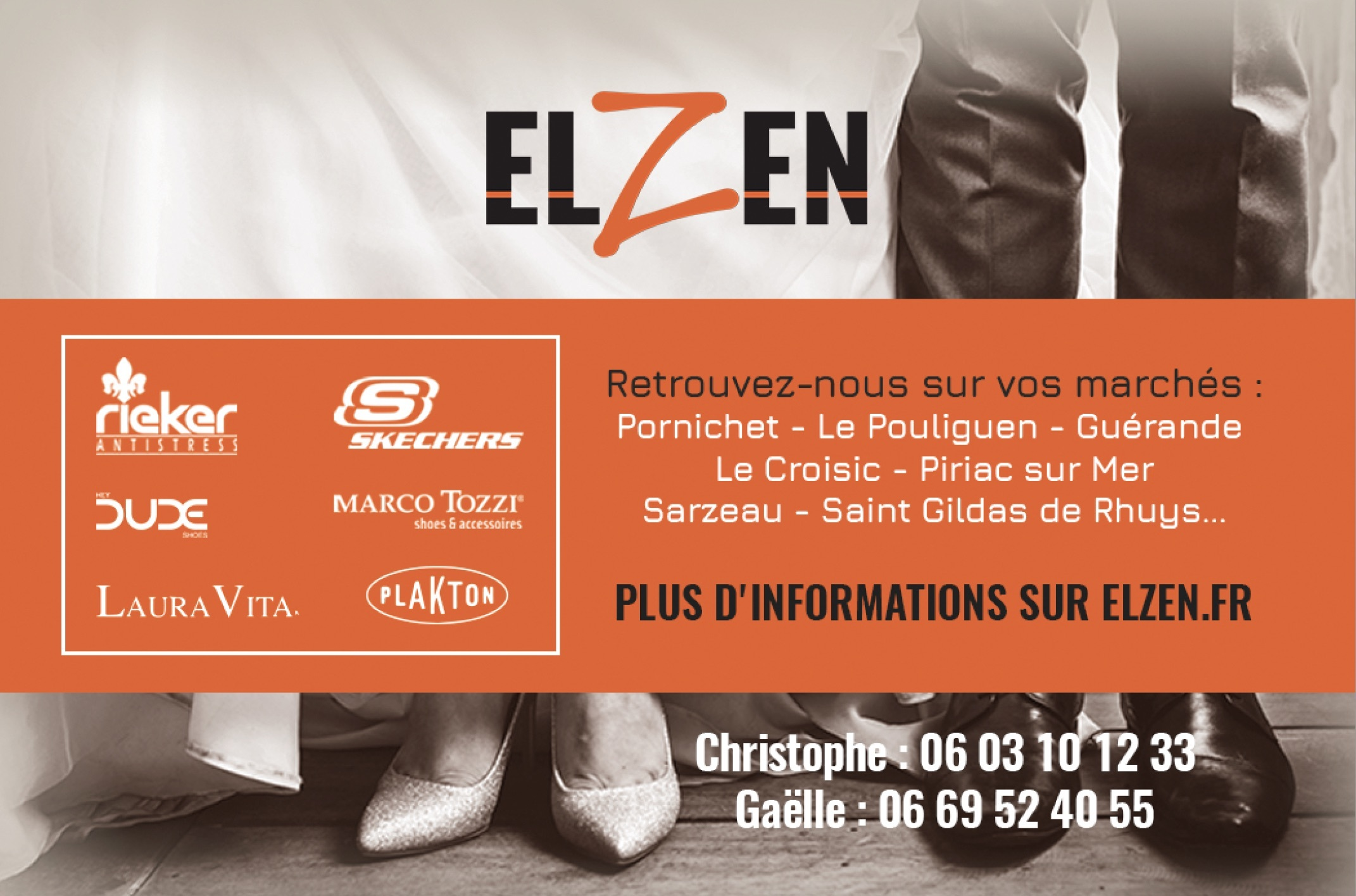 Galerie d'image - Elzen Chaussure