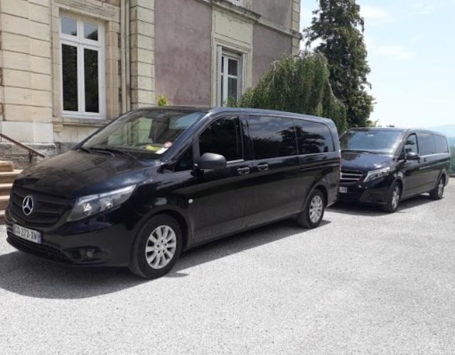 Galerie d'image - VTC Lyon chauffeur privé