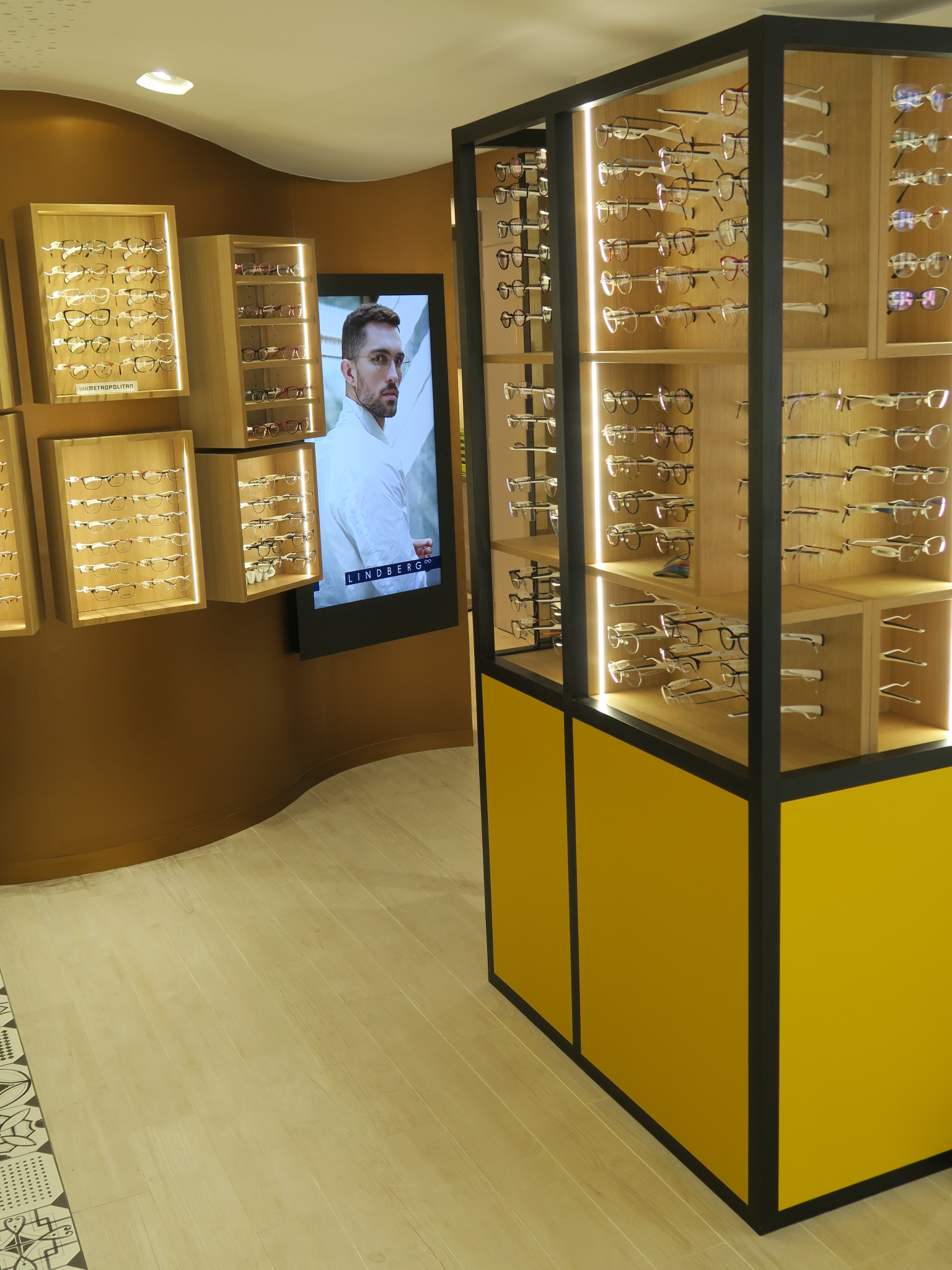 Galerie d'image - OPTIC CALVIN