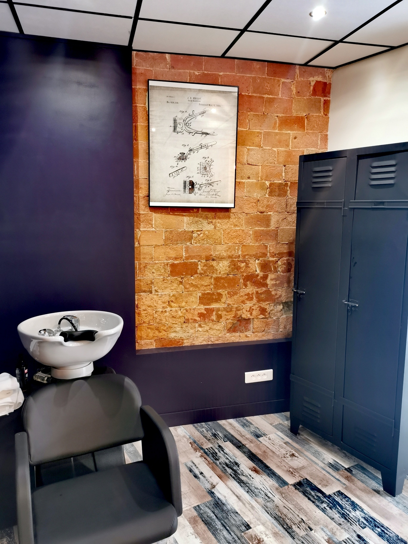Galerie d'image - Messieurs artisan Barbier