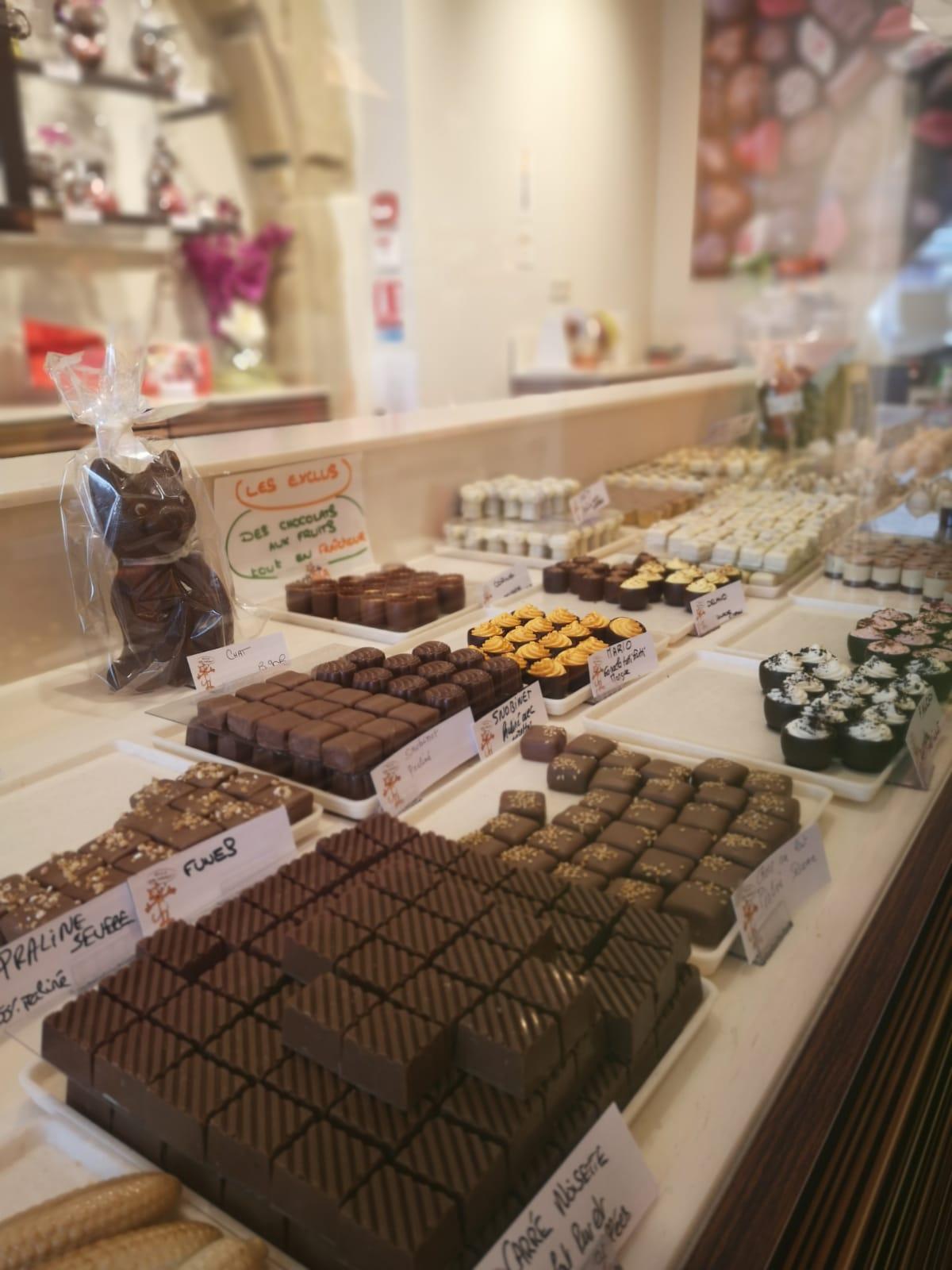 Galerie d'image - CHOCOOLA
