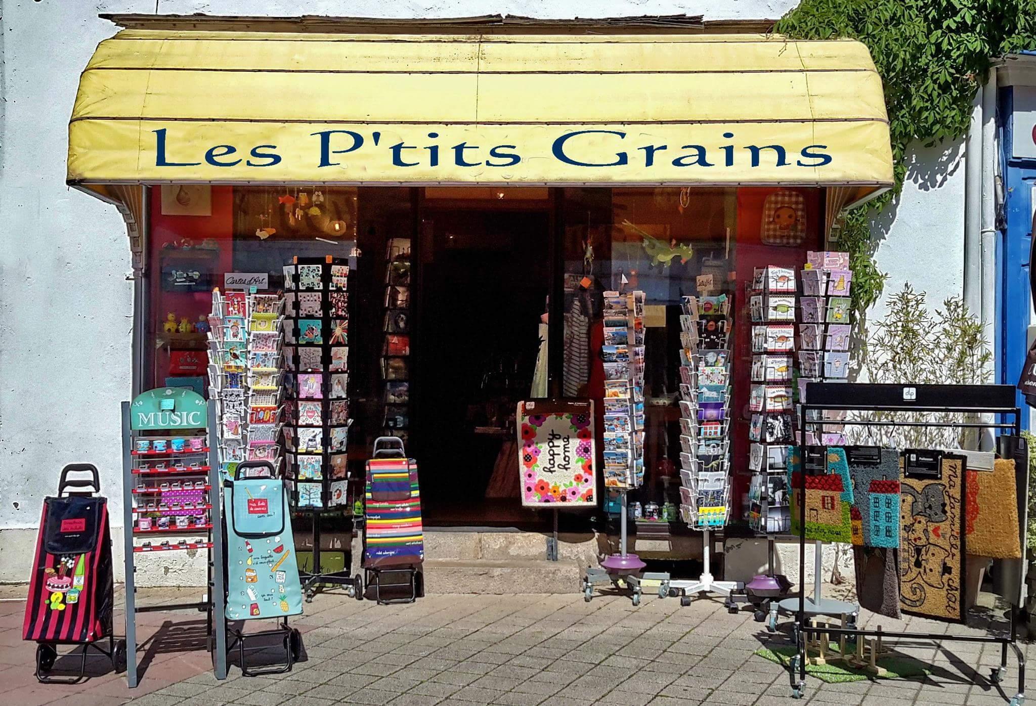 Galerie d'image - Les P'tits Grains