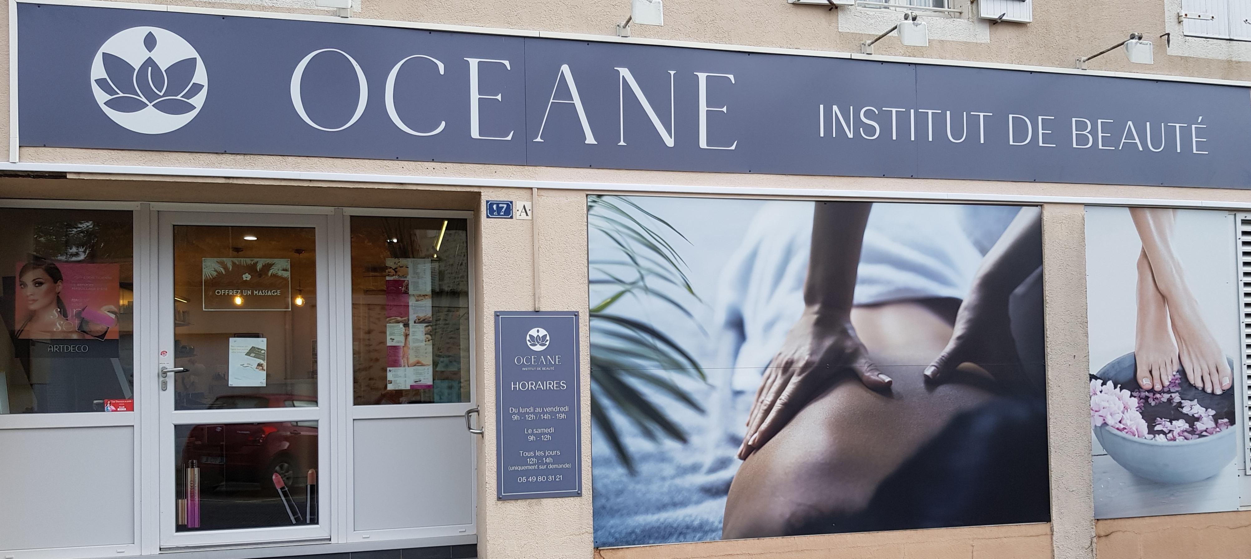 Galerie d'image - Beauté OCEANE Institut Bressuire