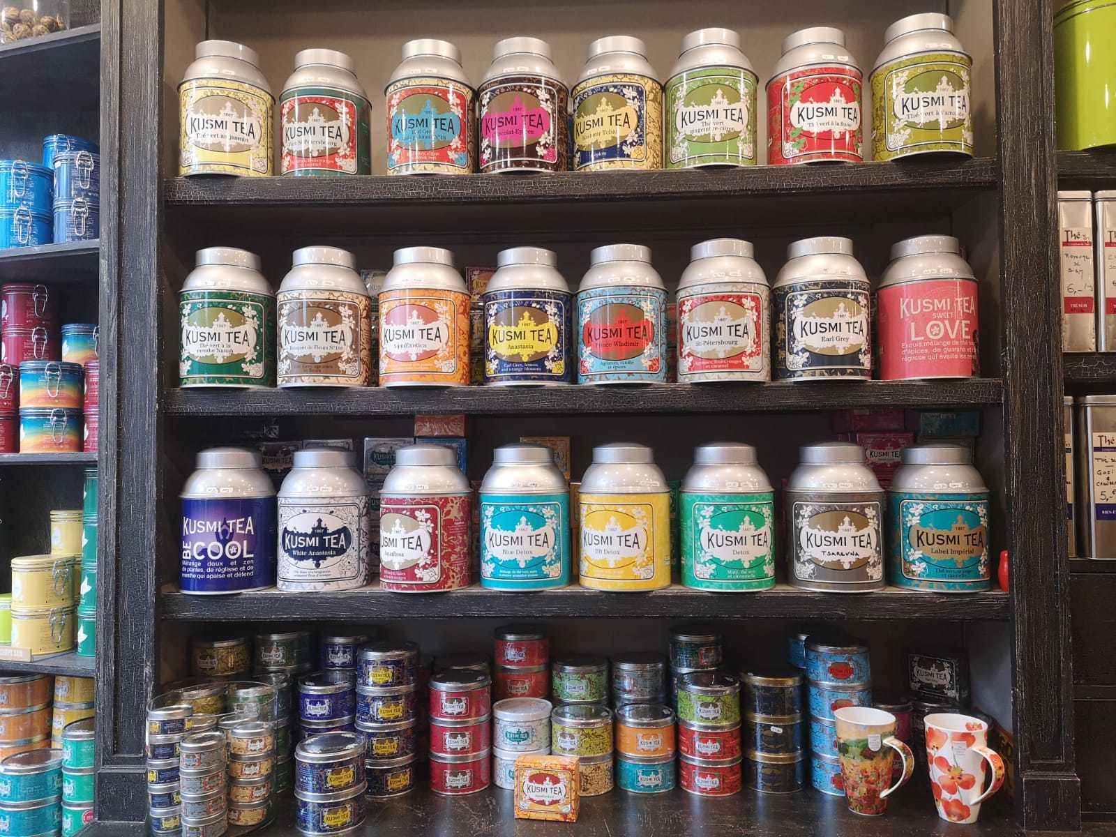 Galerie d'image - Thé & Café-in