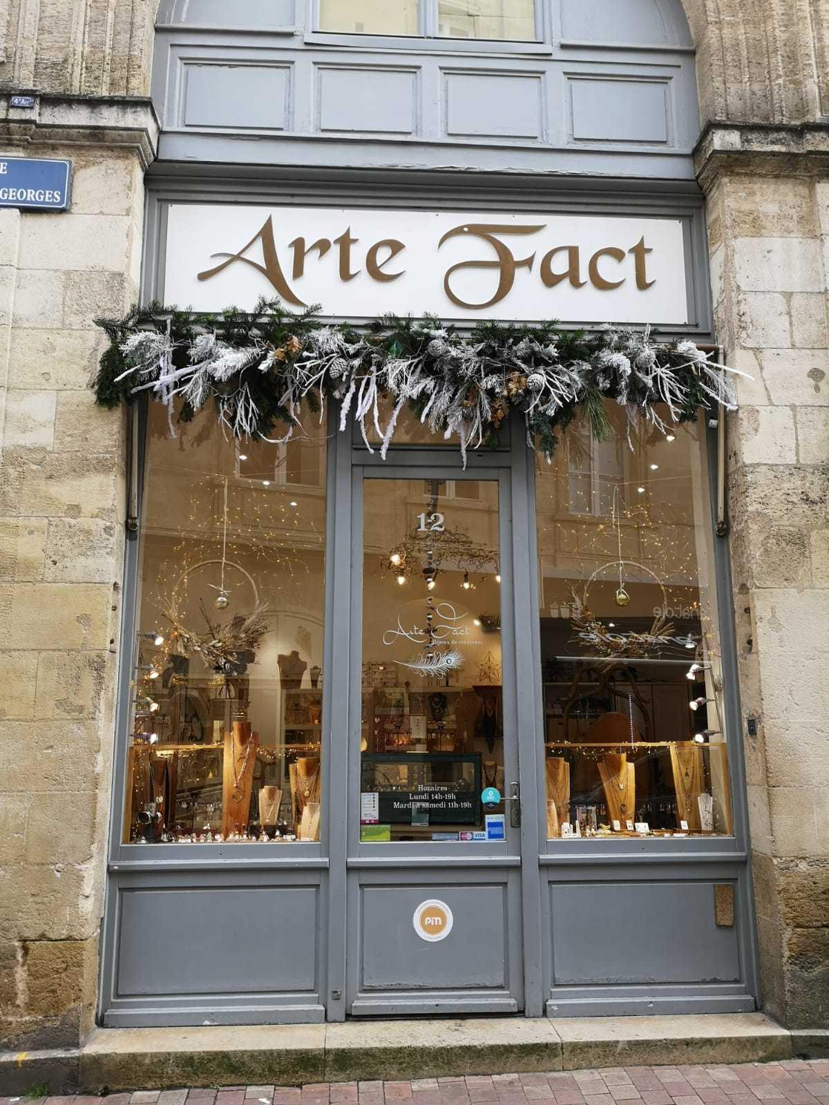 Galerie d'image - ARTE FACT