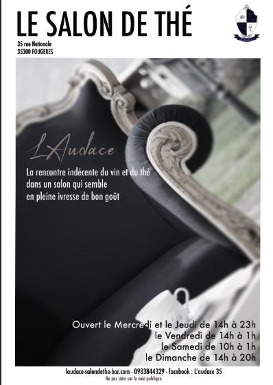 Galerie d'image - L'Audace
