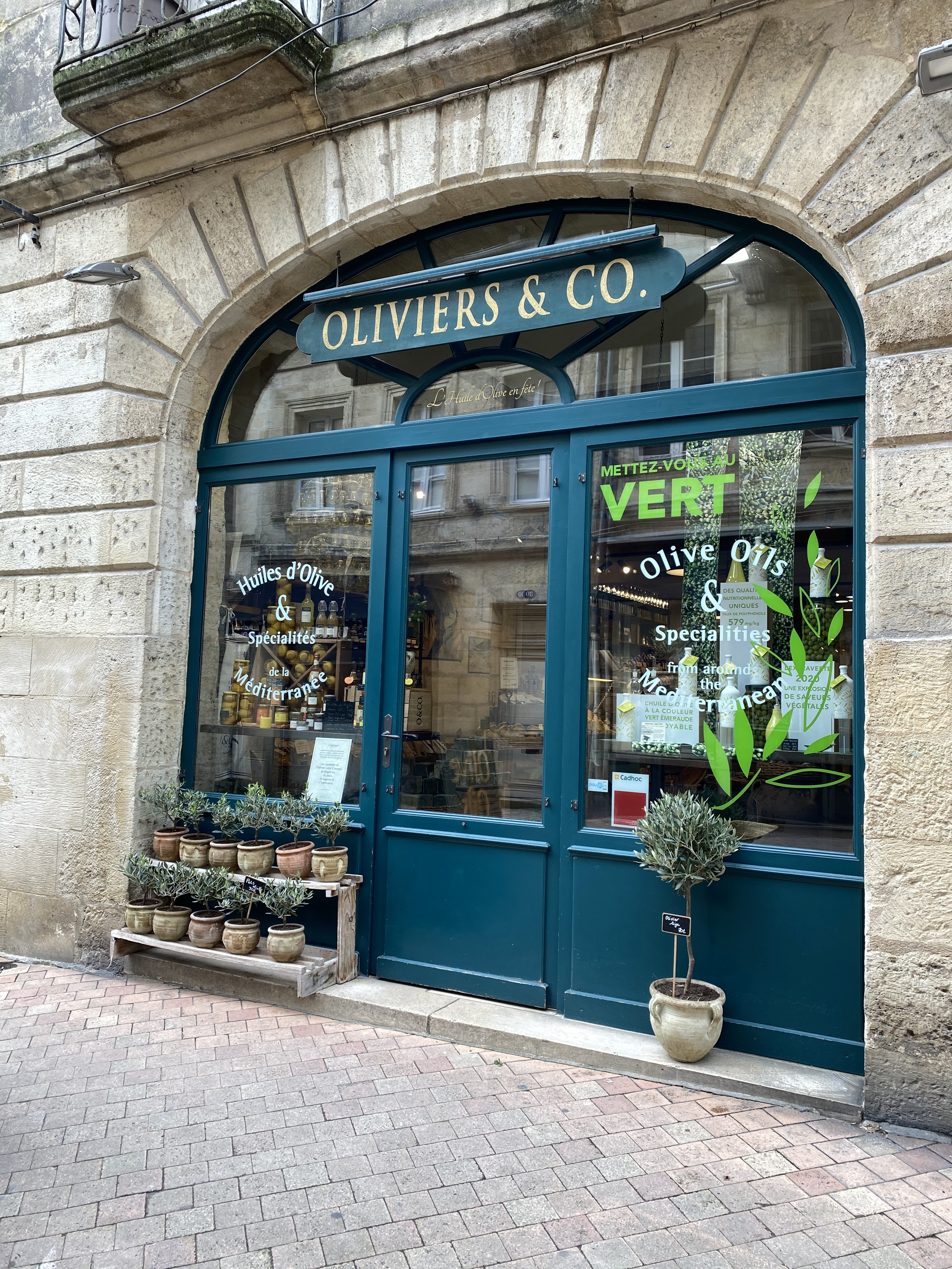 Galerie d'image - OLIVIERS & CO