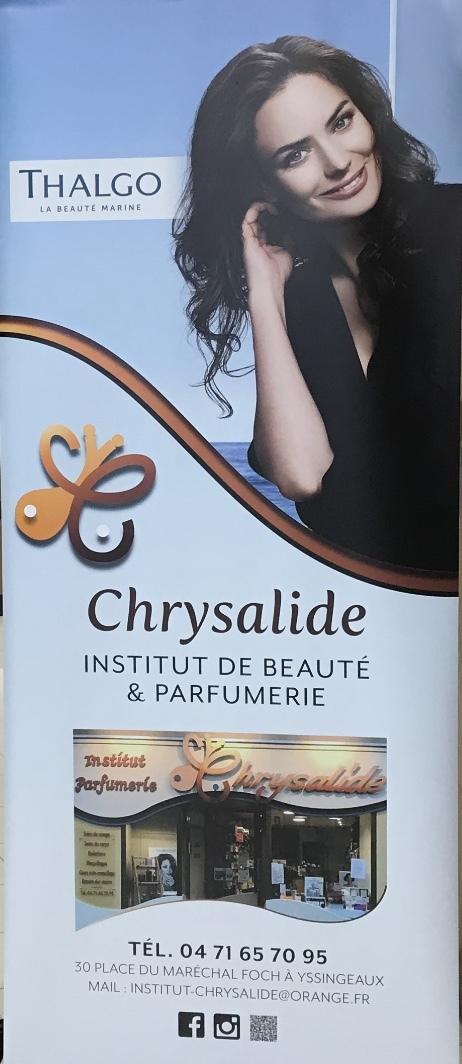 Galerie d'image -  Chrysalide    Institut de beauté & Parfumerie