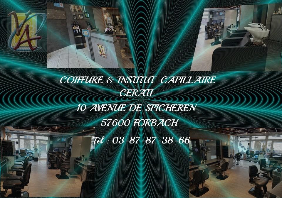 Galerie d'image - Coiffure & Institut Capillaire Cerati