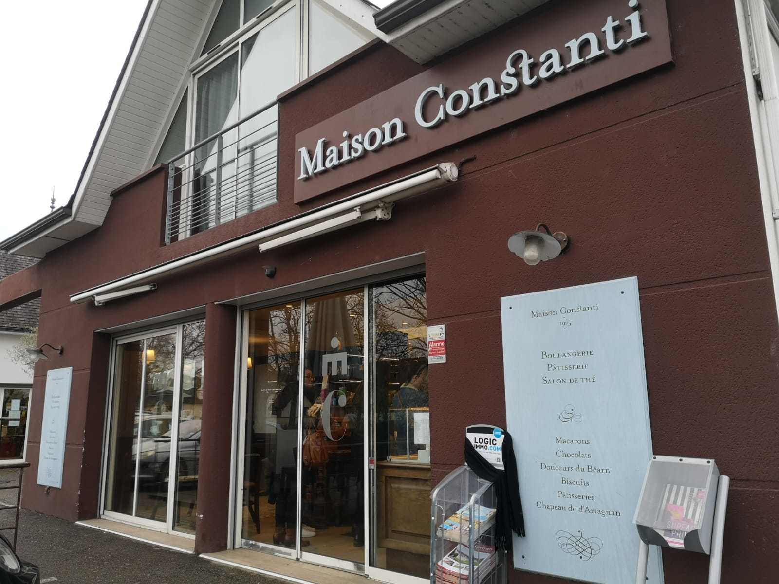 Galerie d'image - Maison Constanti