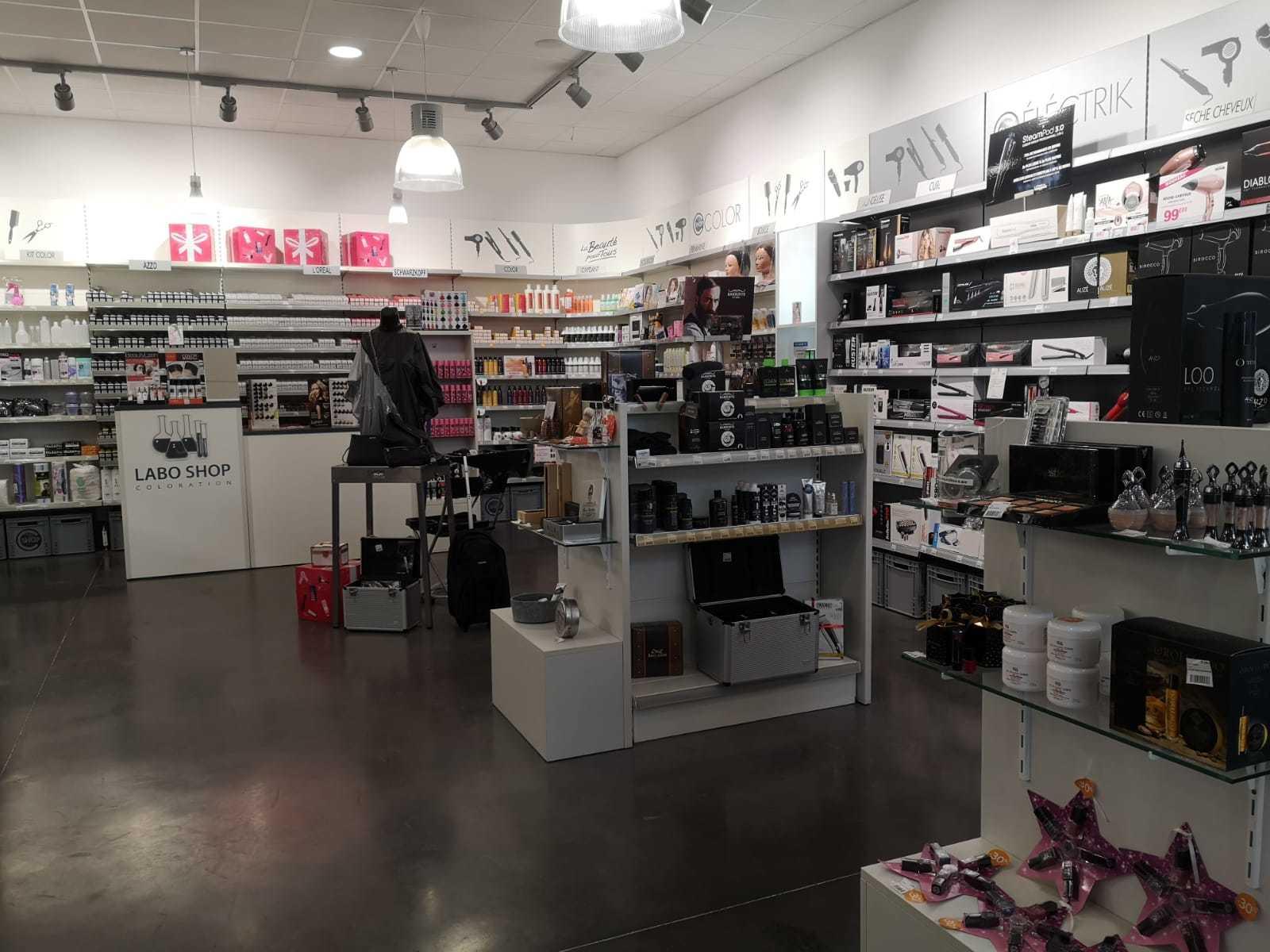 Galerie d'image - Shop Coiffure Oloron
