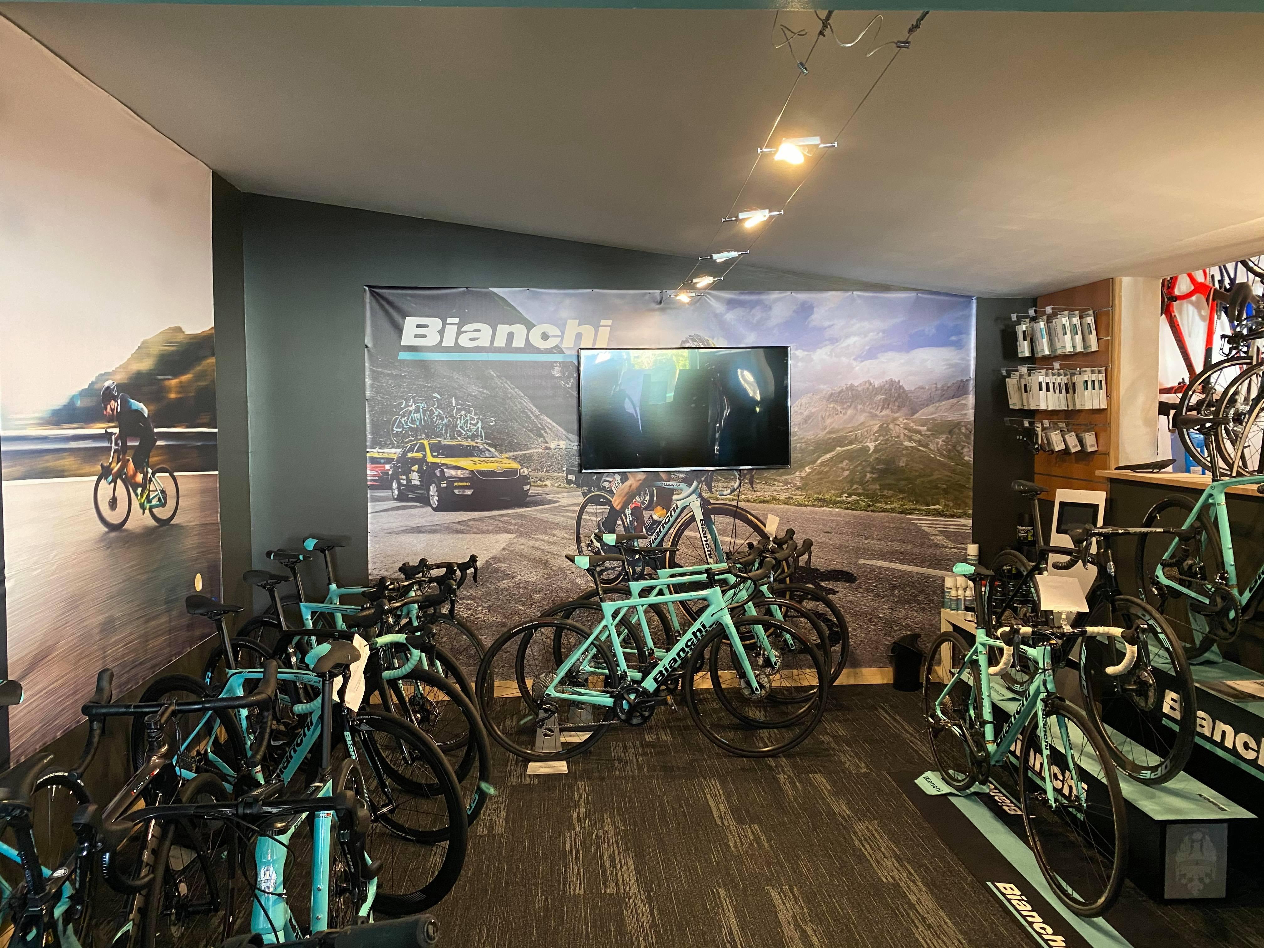 Galerie d'image - REV' de Cycles