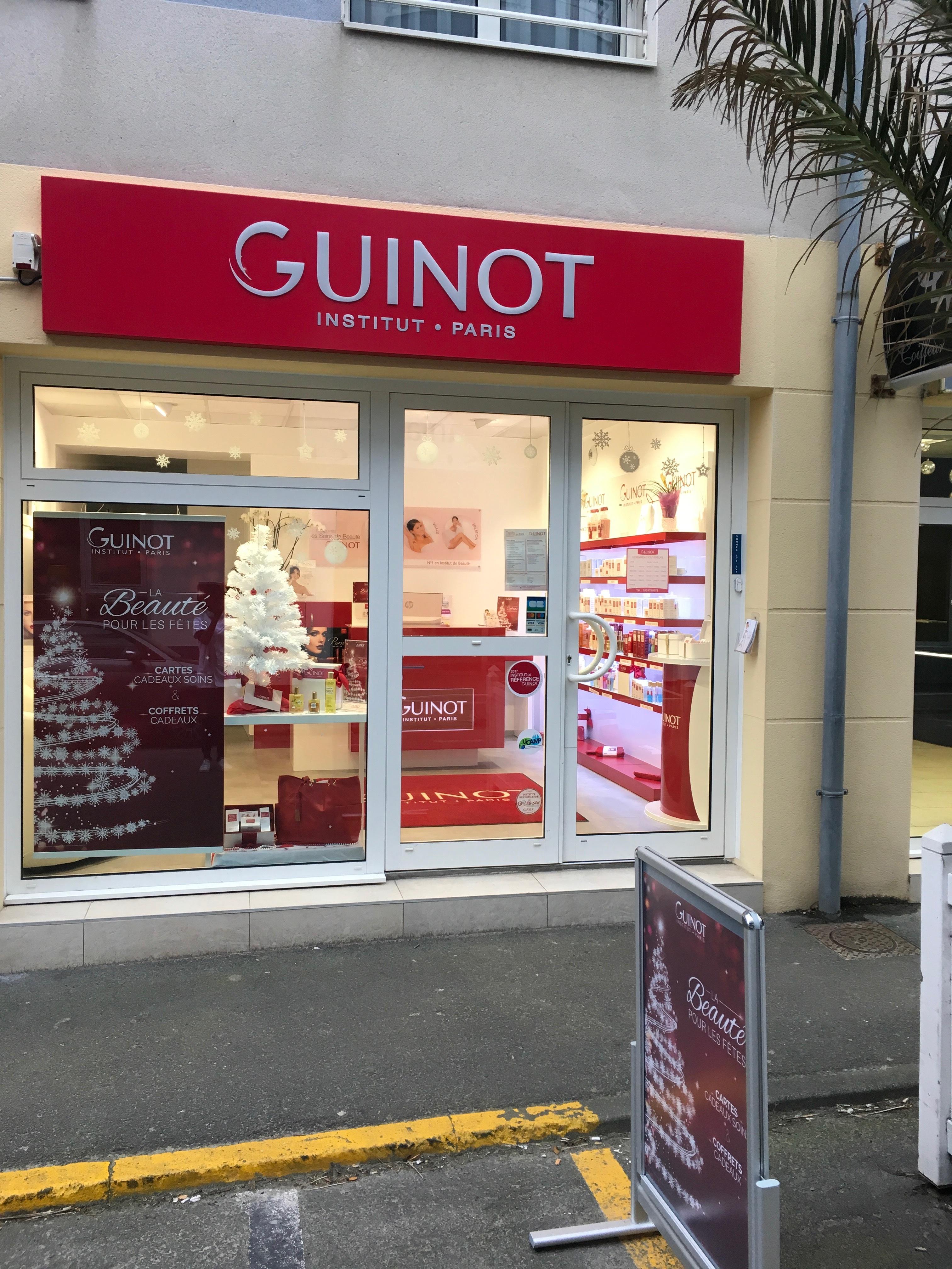 Galerie d'image - Institut Guinot Pornichet