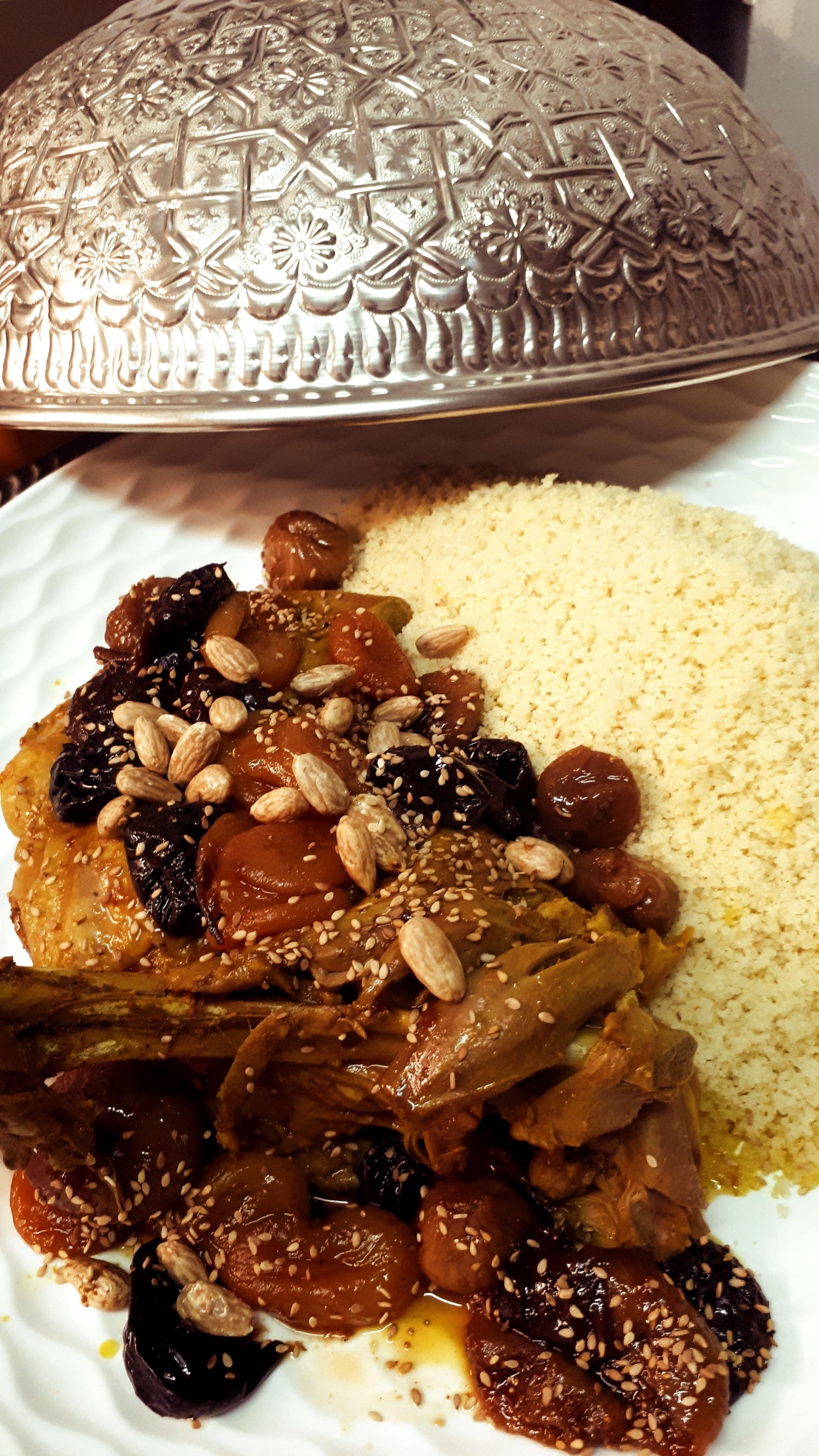 Galerie d'image - Ma cuisine Marocaine