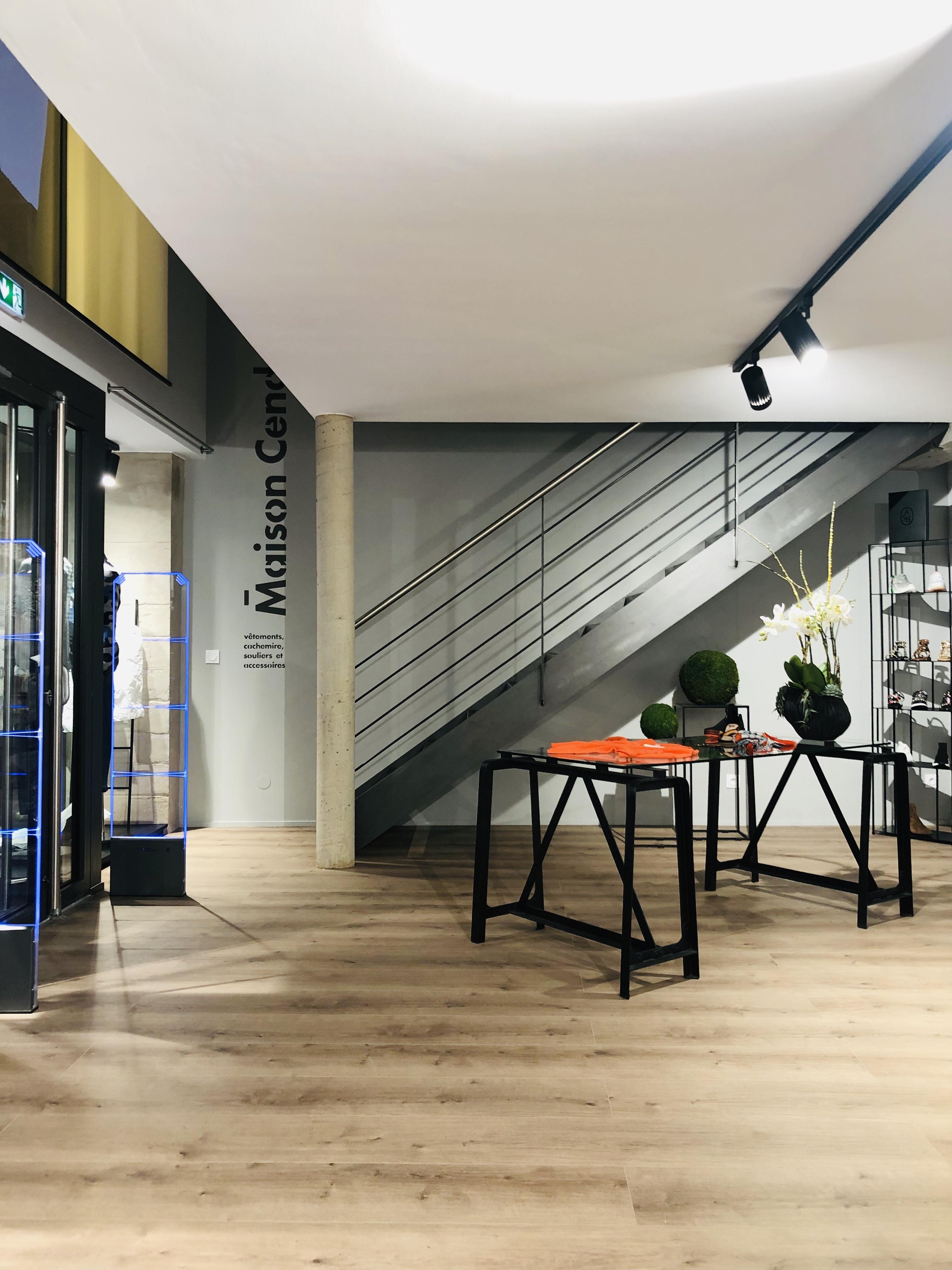 Galerie d'image - MAISON CENDRE
