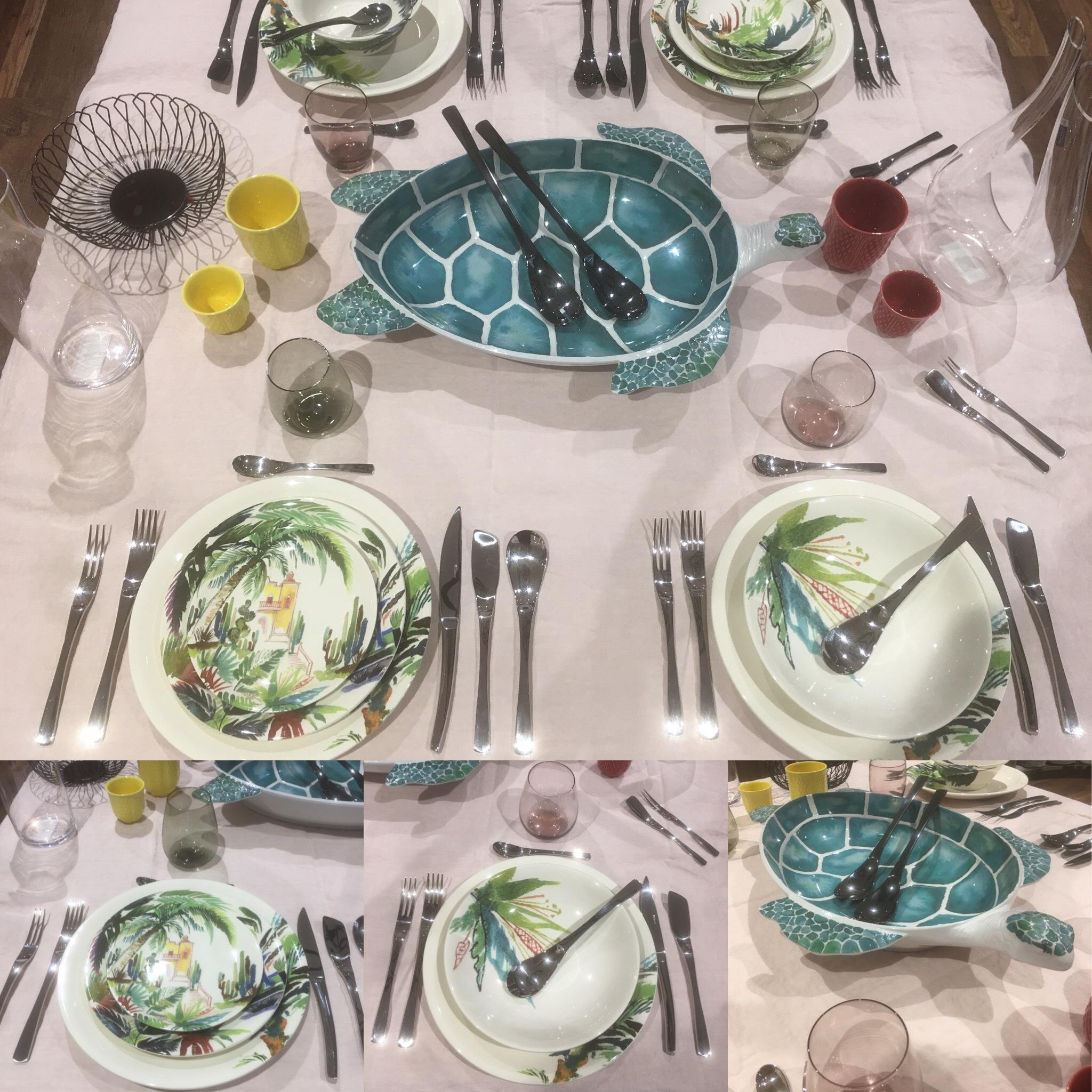 Galerie d'image - Les sens de la table