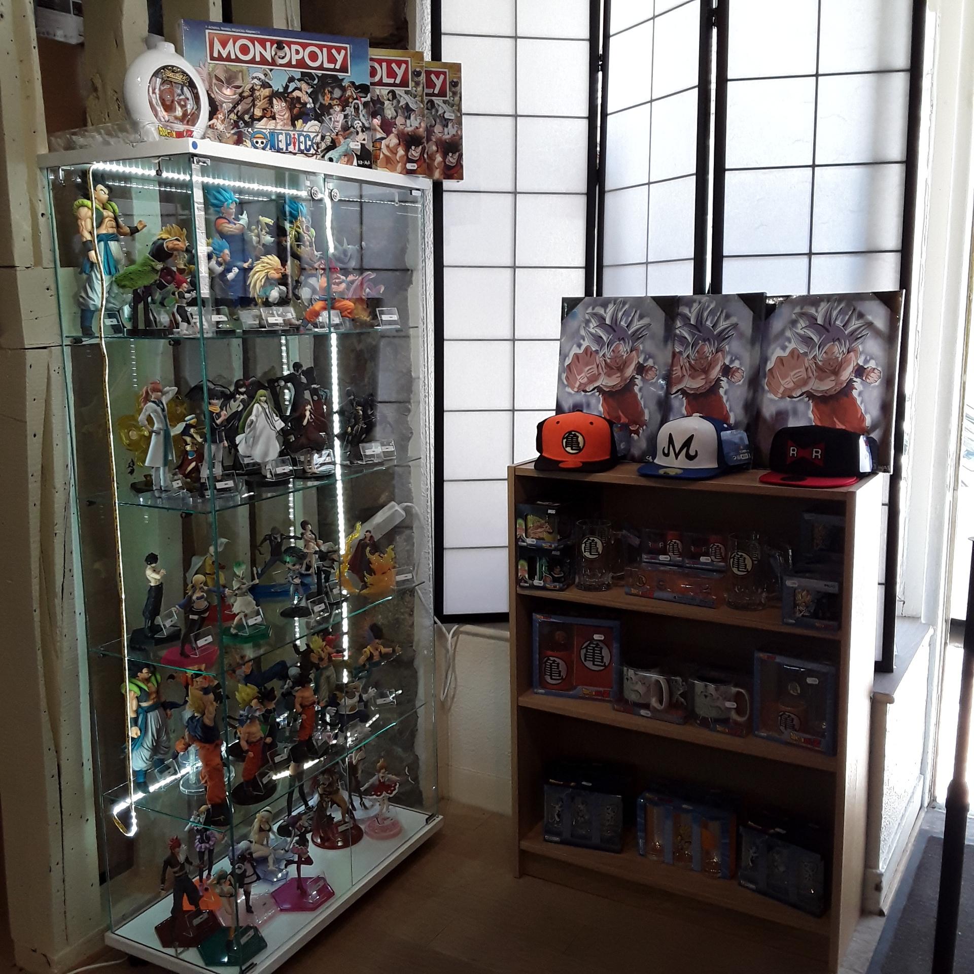 Galerie d'image - Giga manga