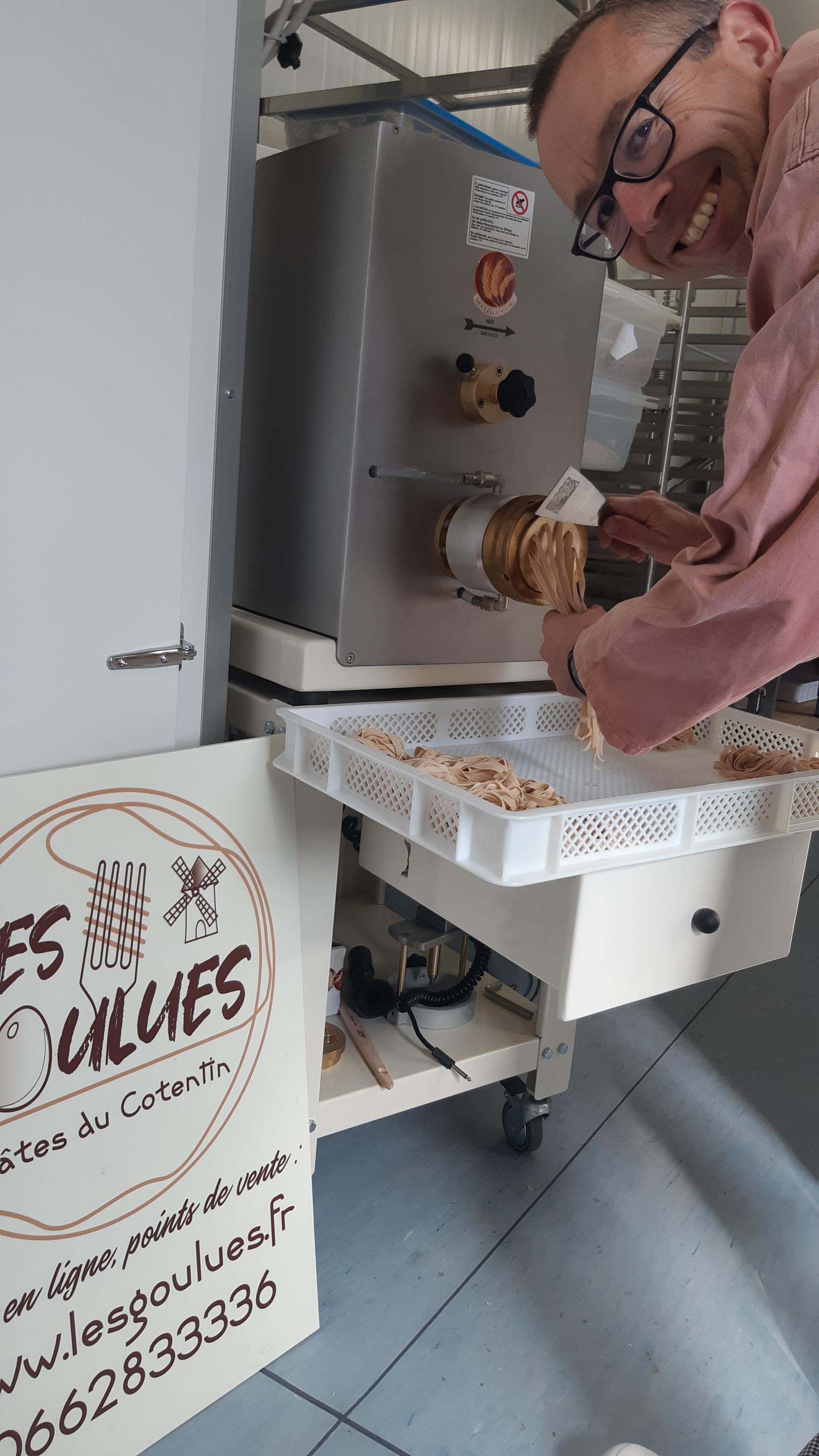 Galerie d'image - Les Goulues, Pâtes du Cotentin