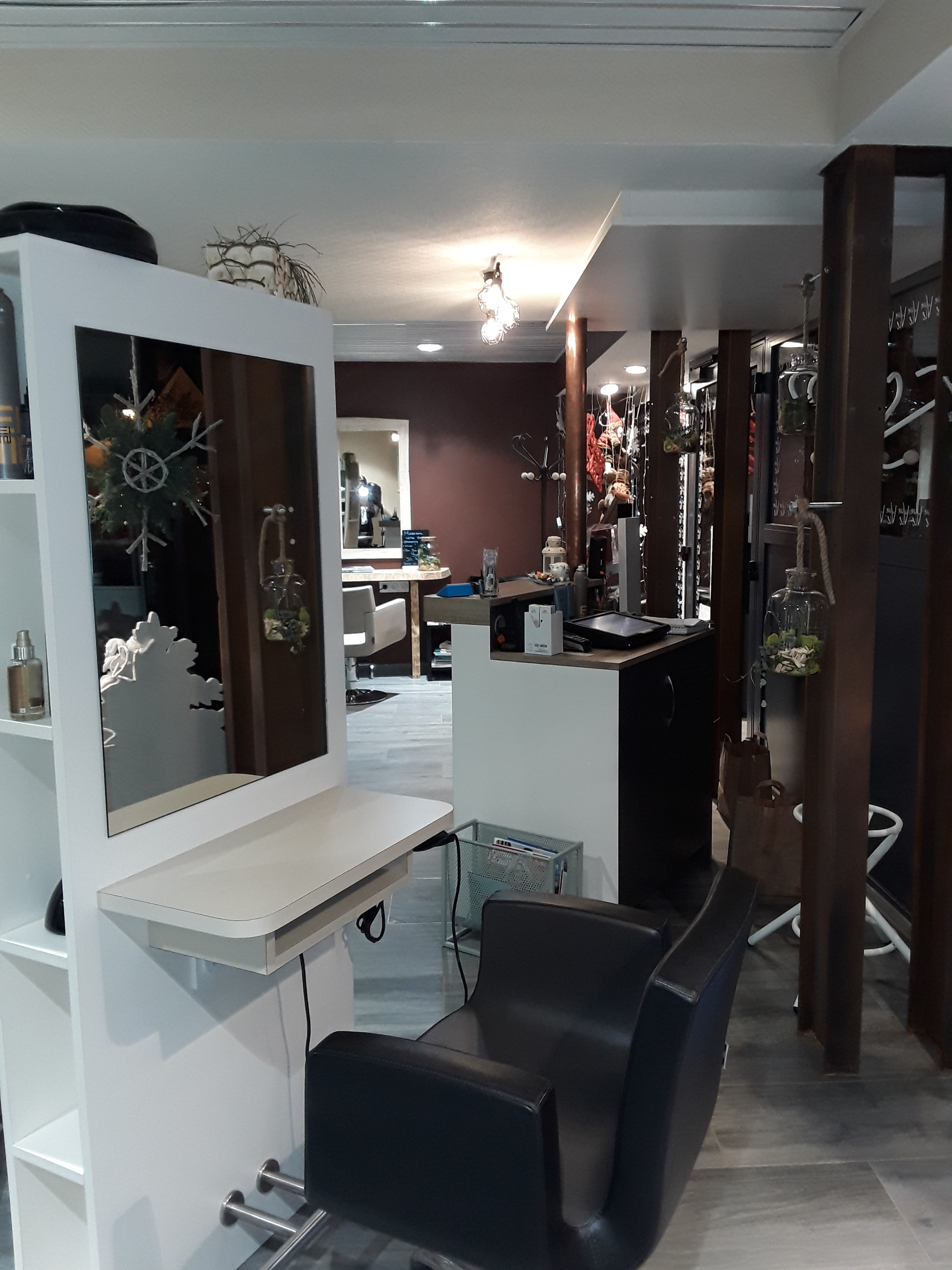 Galerie d'image - nuance coiffure