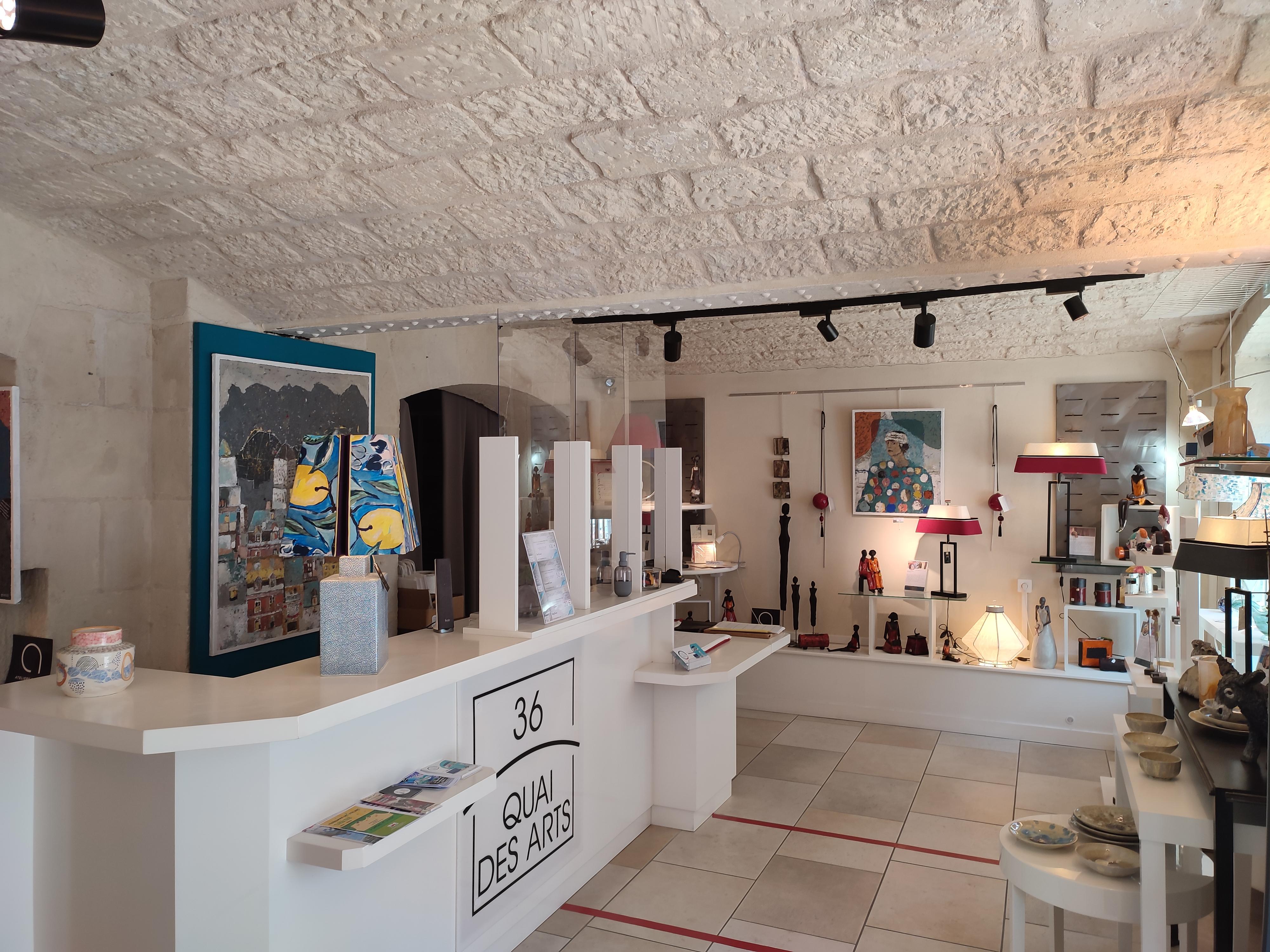 Galerie d'image - 36 Quai des Arts