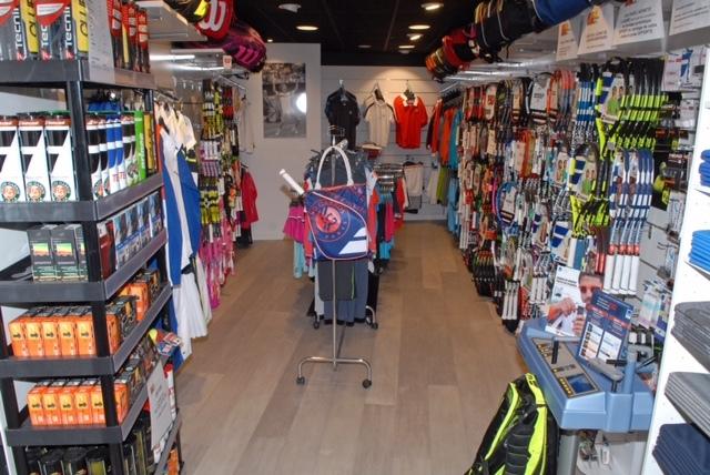 Galerie d'image - Tennis & Run