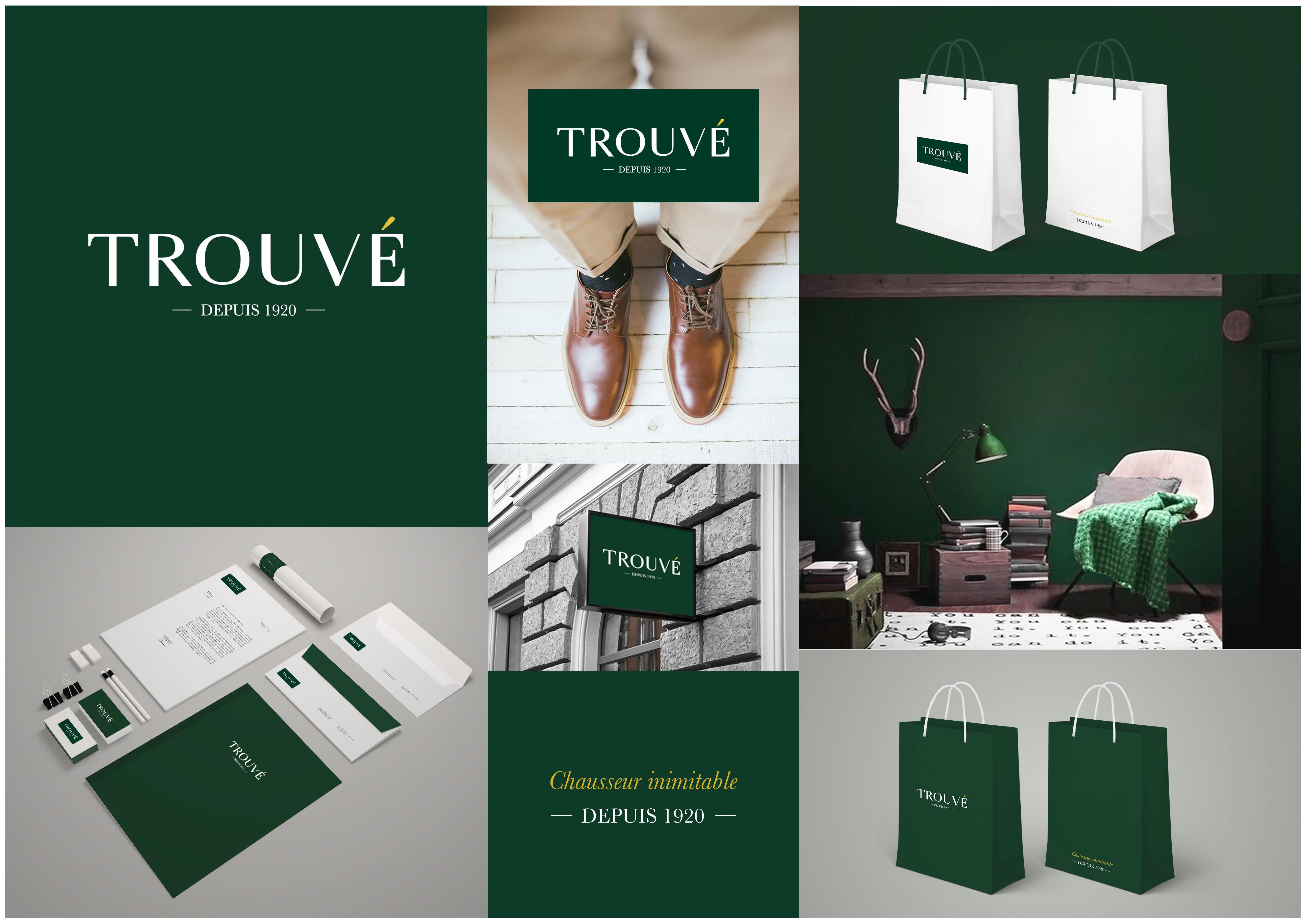 Galerie d'image - TROUVE CHAUSSEUR