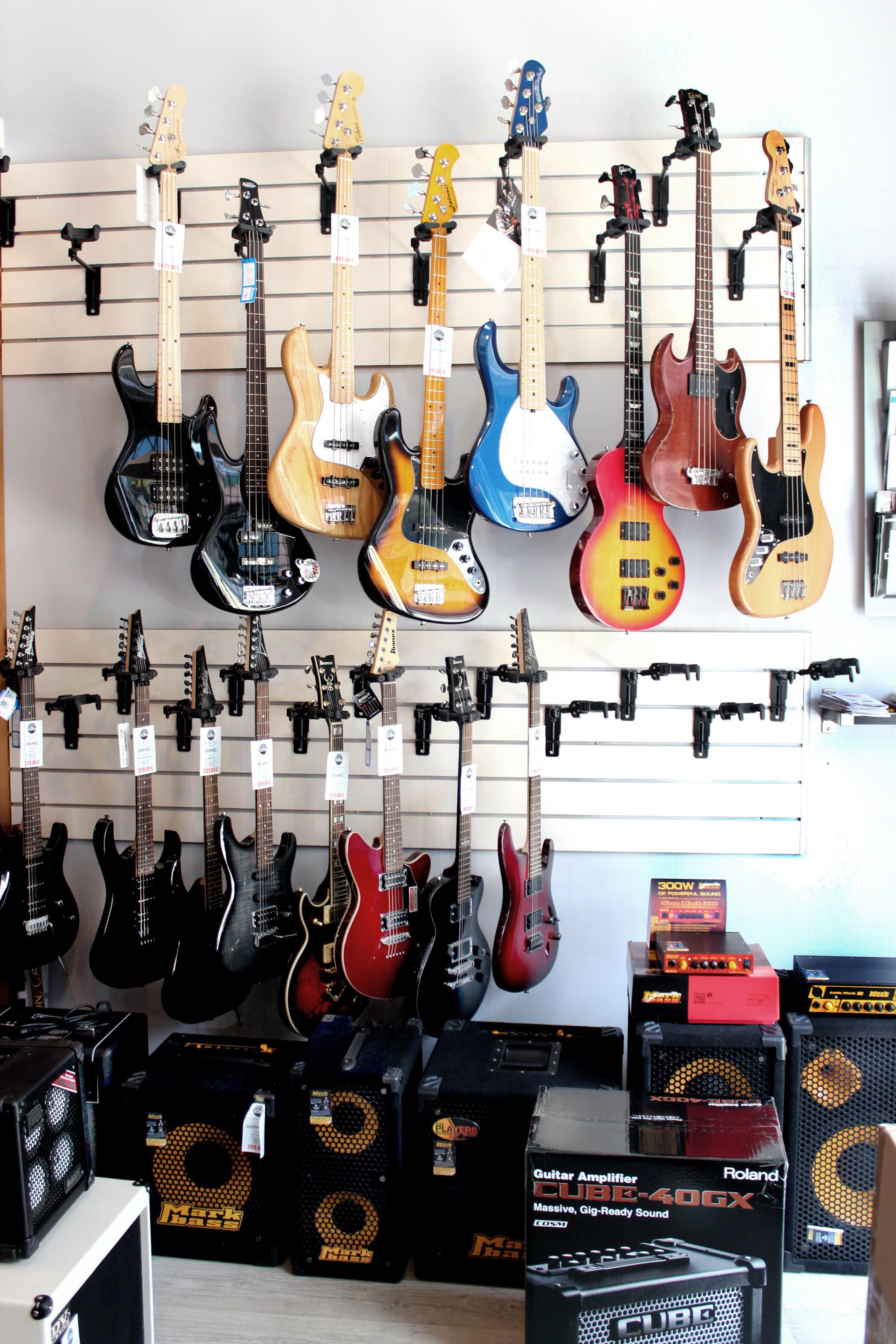 Galerie d'image - Art Rock Music Store