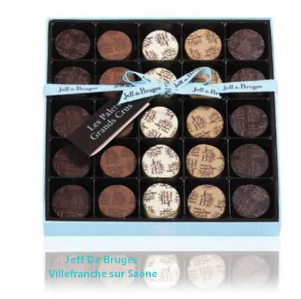 Galerie d'image - Chocolats Jeff de Bruges Villefranche sur Saône :)