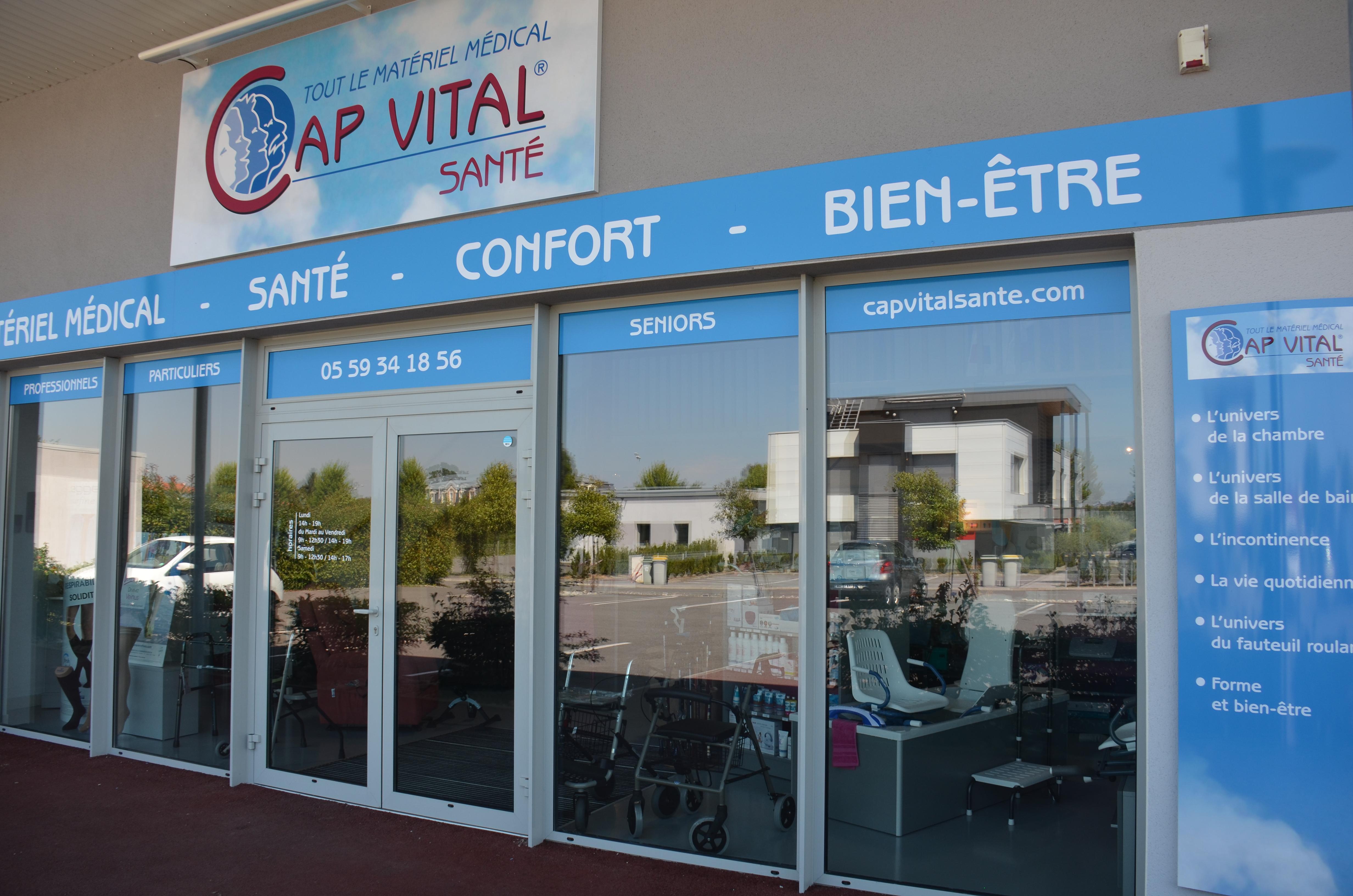 Galerie d'image - Cap Vital santé