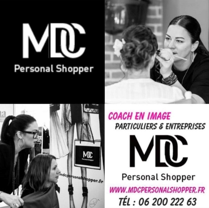 Galerie d'image - MDC PERSONAL SHOPPER COACH EN IMAGE ET MAQUILLEUSE PROFESSIONNELLE
