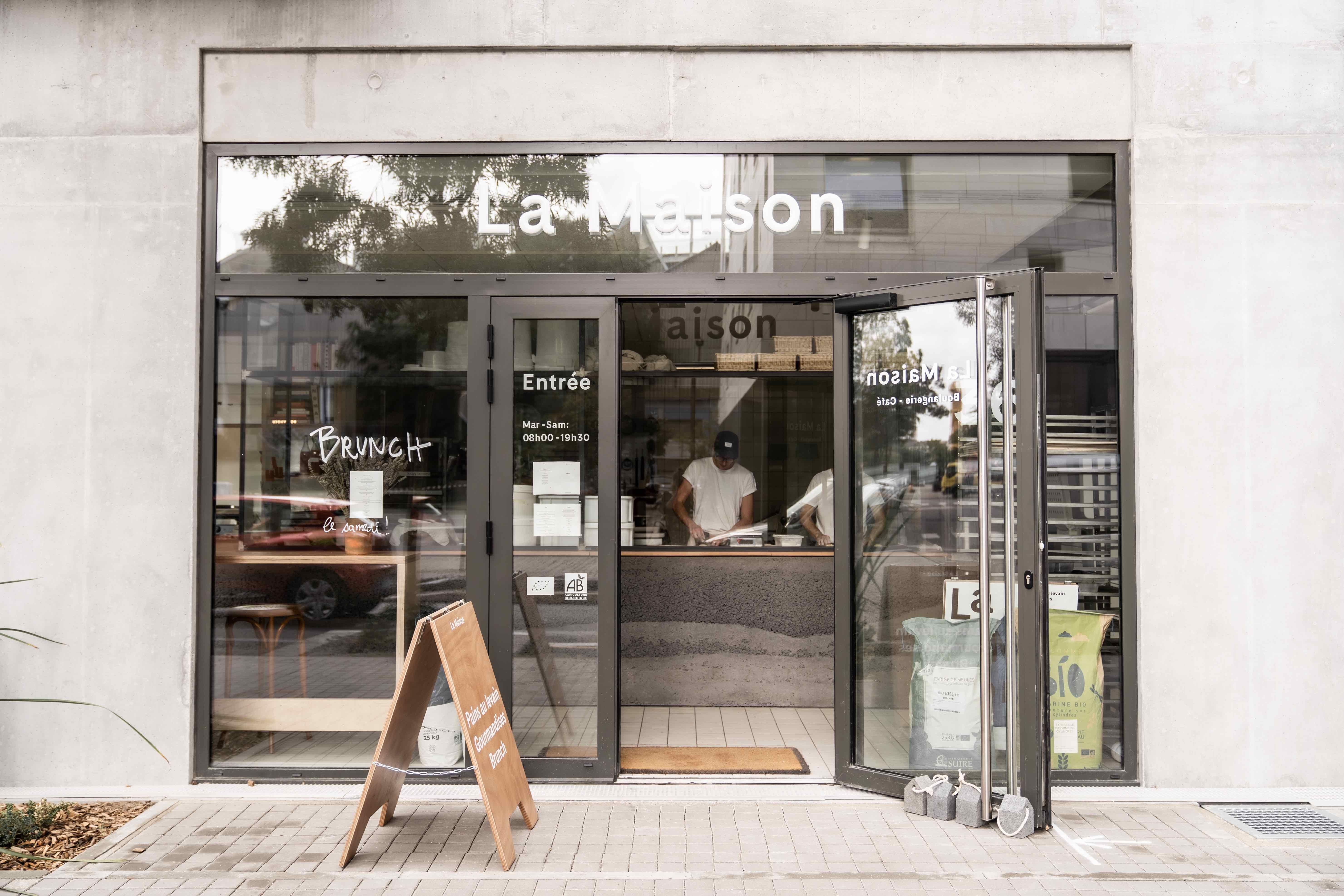 Galerie d'image - La Maison Boulangerie - Café