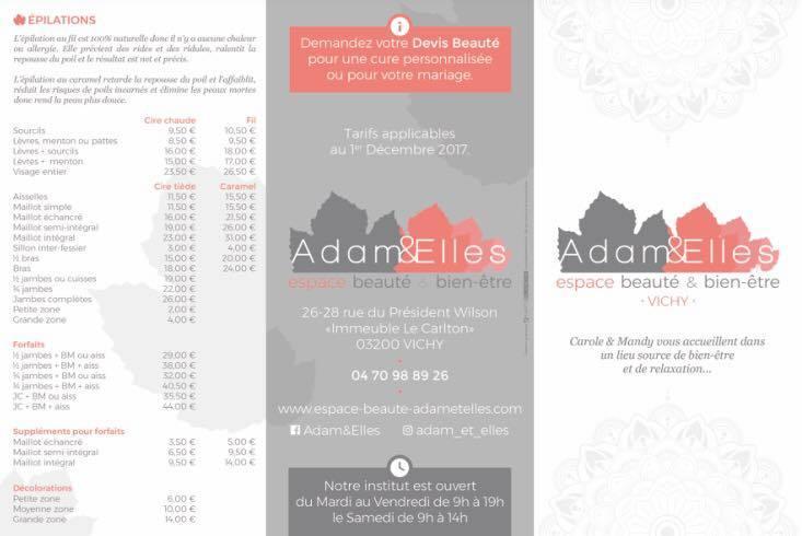 Galerie d'image - Adam & Elles