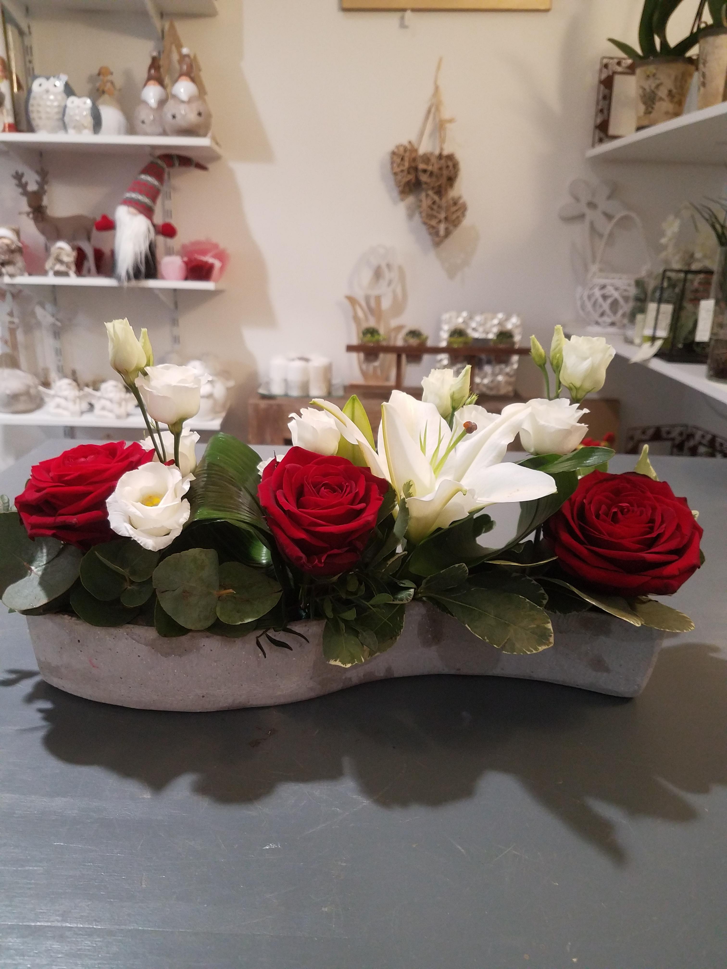 Galerie d'image - COQUELICOT Communay Artisan Fleuriste Créateur