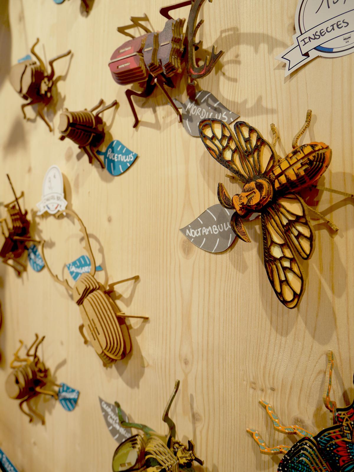Galerie d'image - Agent Paper Nantes