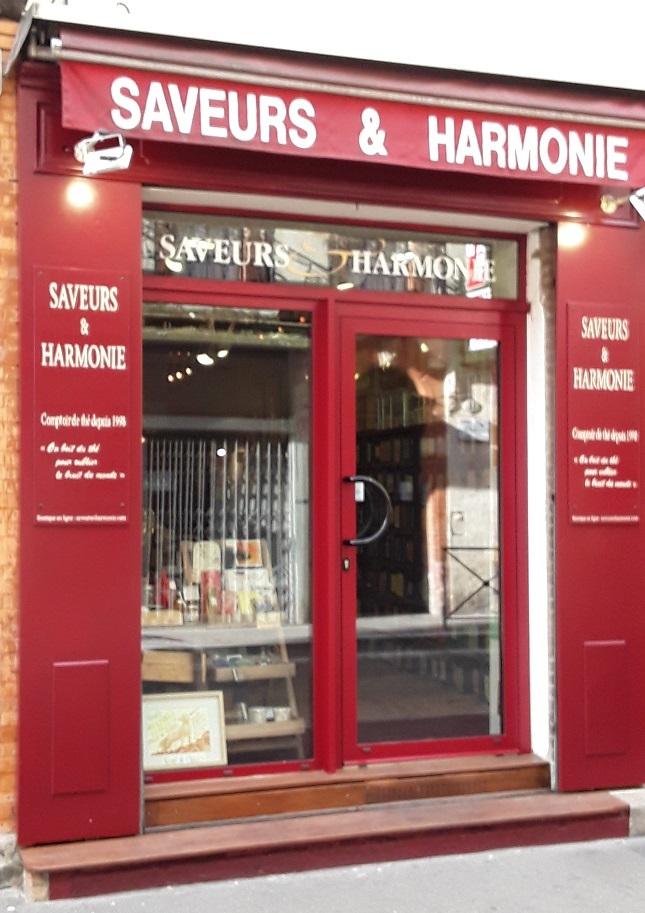 Galerie d'image - Saveurs et Harmonie