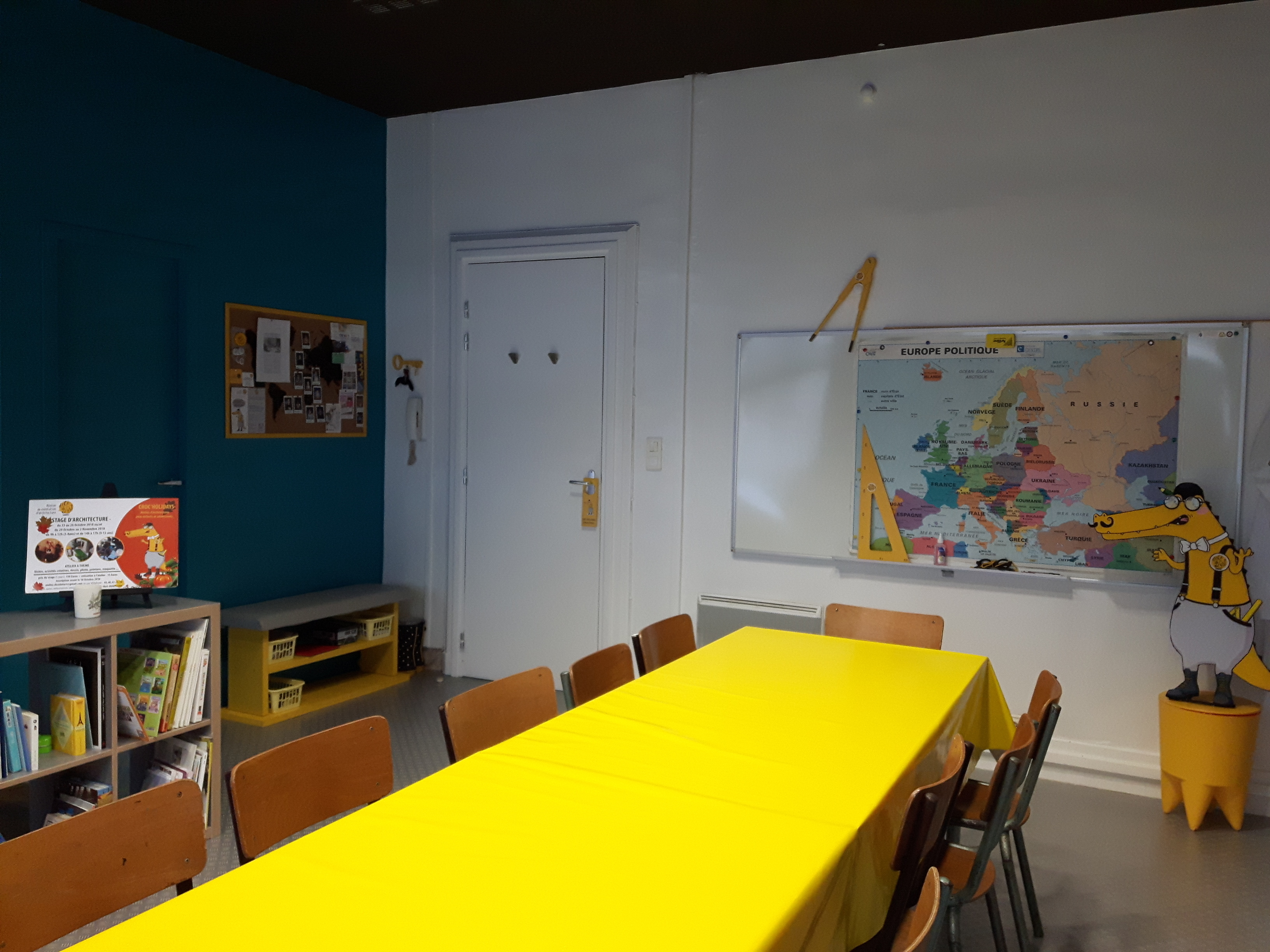 Galerie d'image - Atelier Deci Del'Art