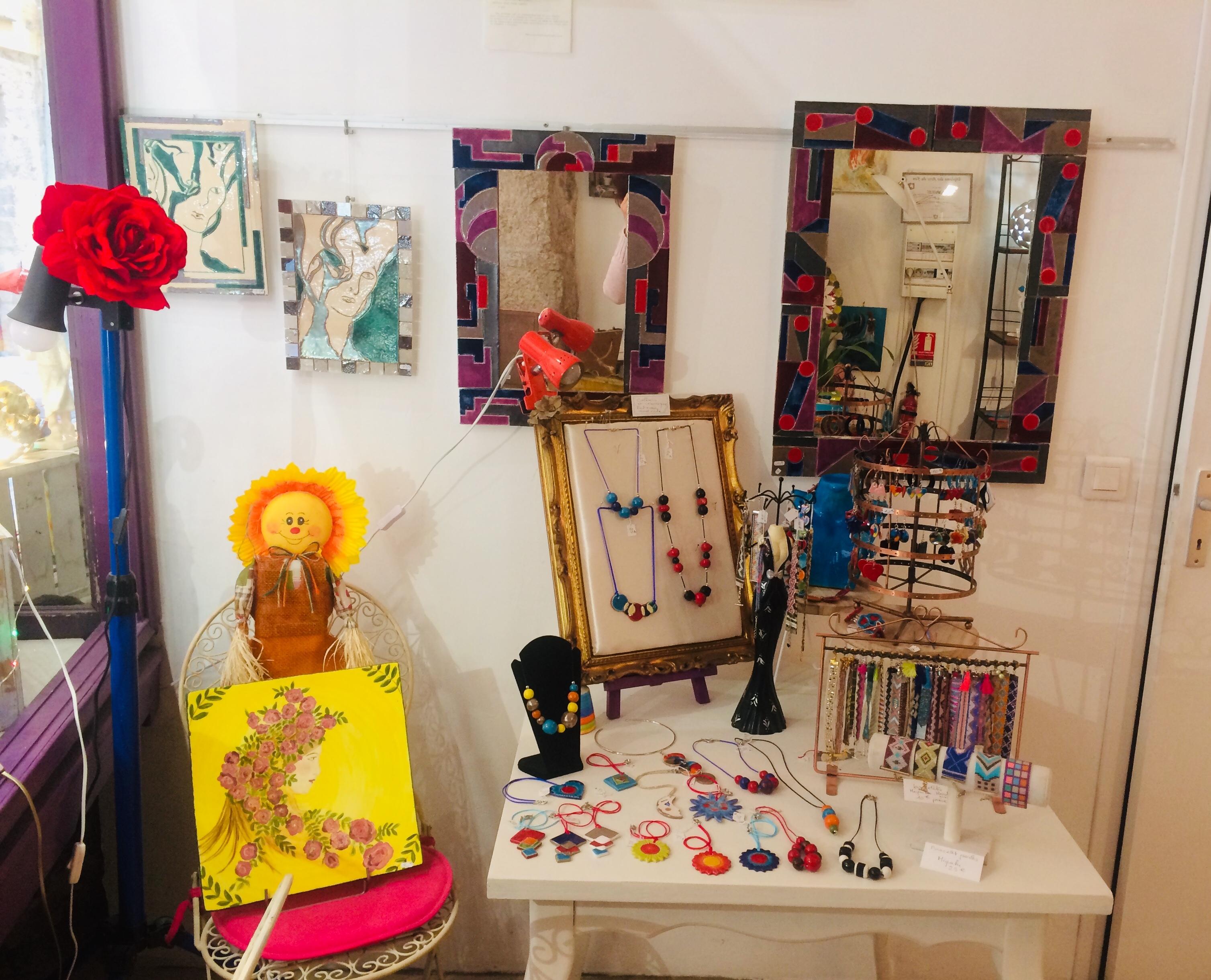 Galerie d'image - Nathalie Wautelet Création Céramique  - Un parfum d'Art