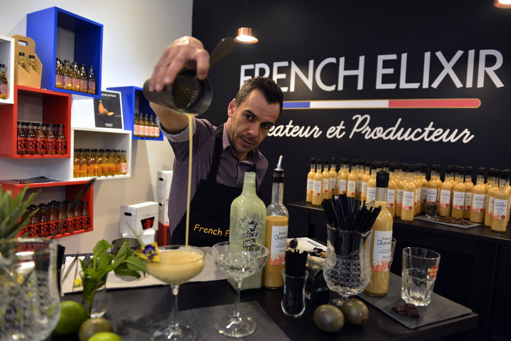Galerie d'image - FRENCH ELIXIR
