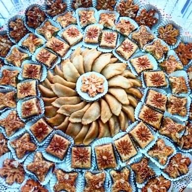 Galerie d'image - Hassib Pâtisserie Marocaine