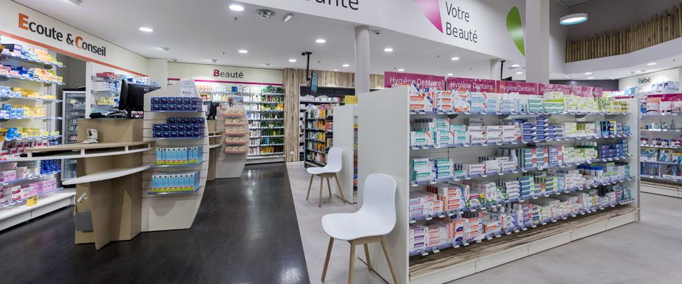 Galerie d'image - Pharmacie Pole Sud
