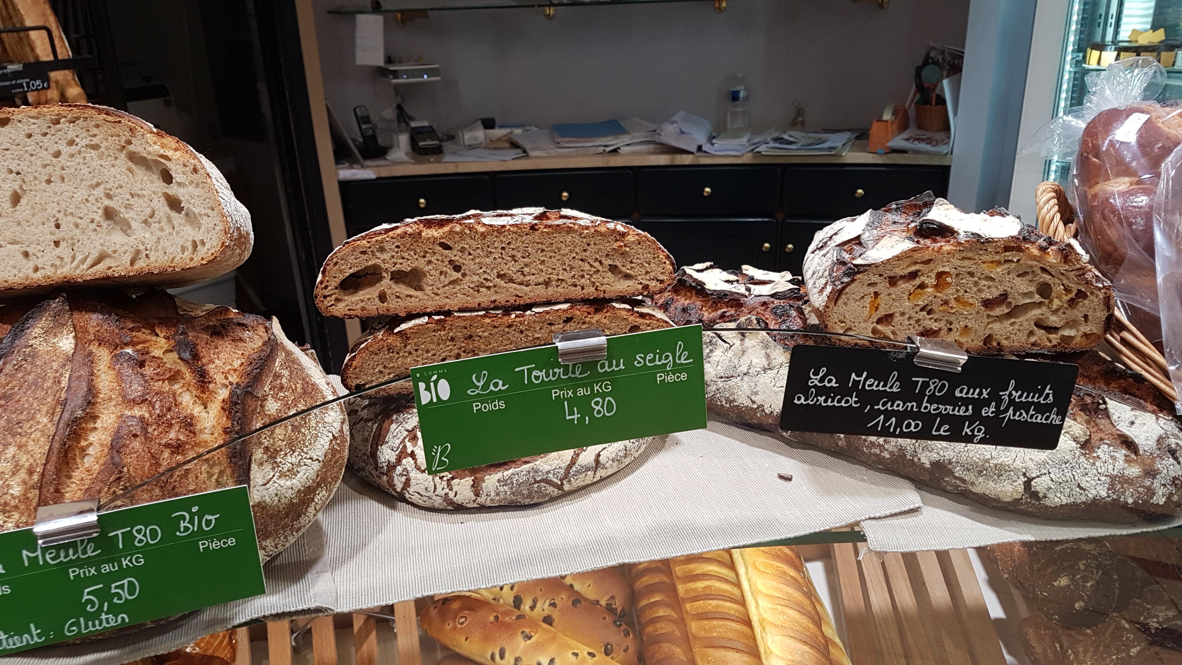 Galerie d'image - Boulangerie Pâtisserie DELESTRE
