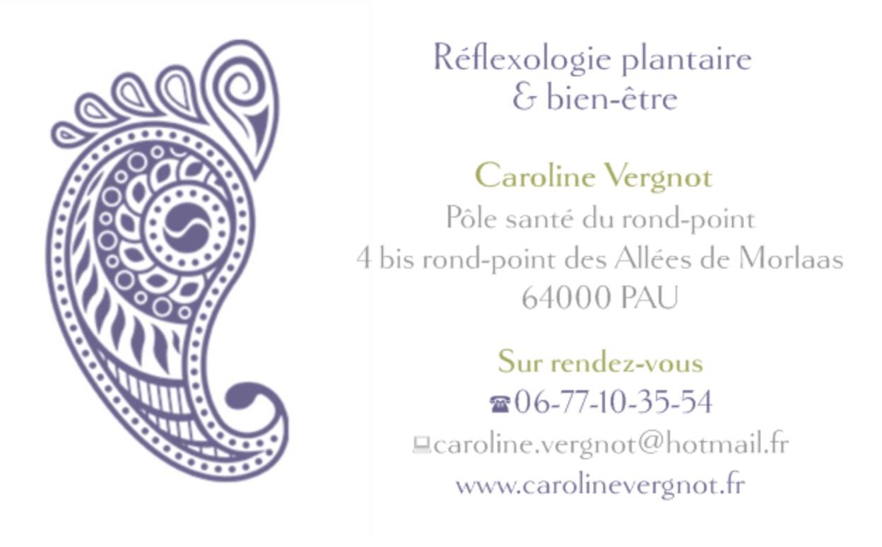Galerie d'image - Réflexologie plantaire & bien-être PAU - Caroline Vergnot