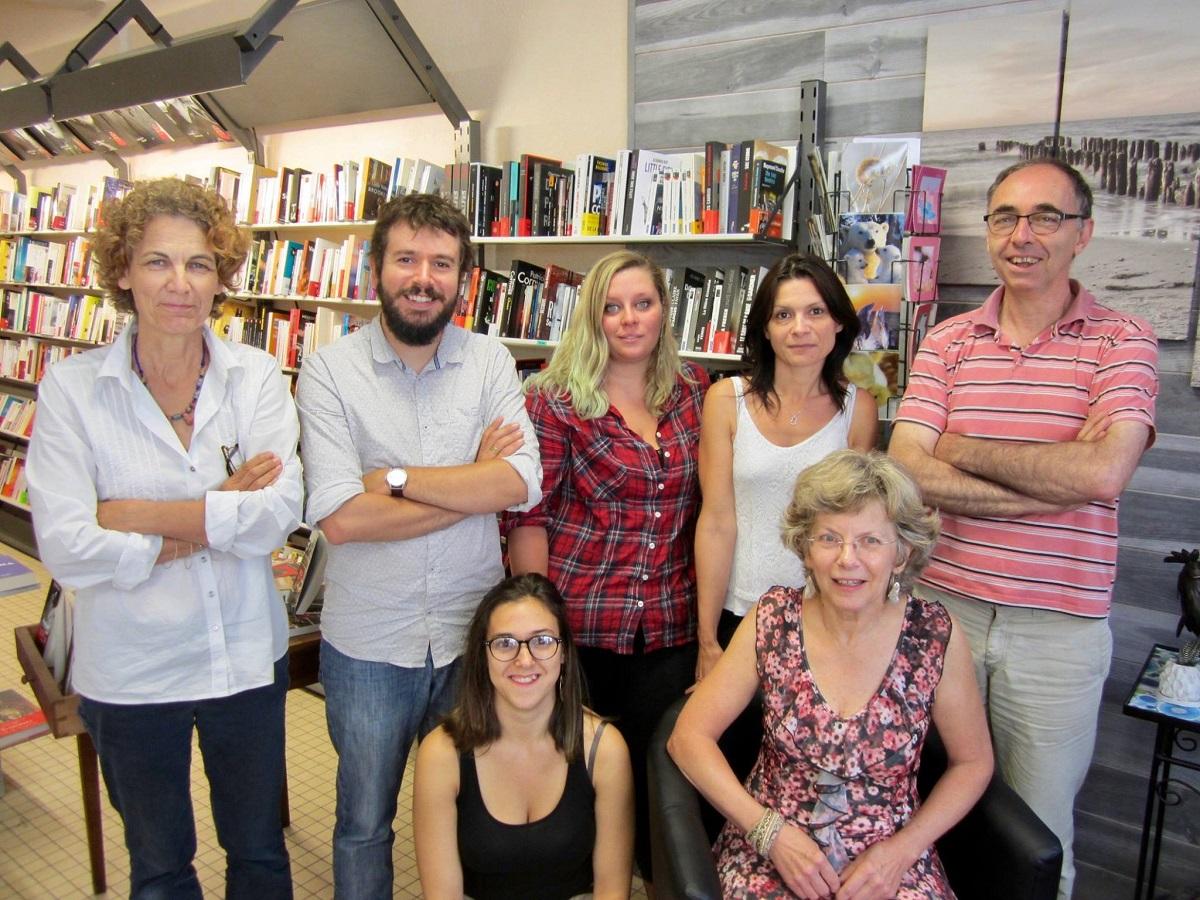 Galerie d'image - Librairie Libellule